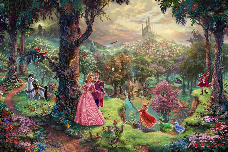 3000x1999 hình nền Disney