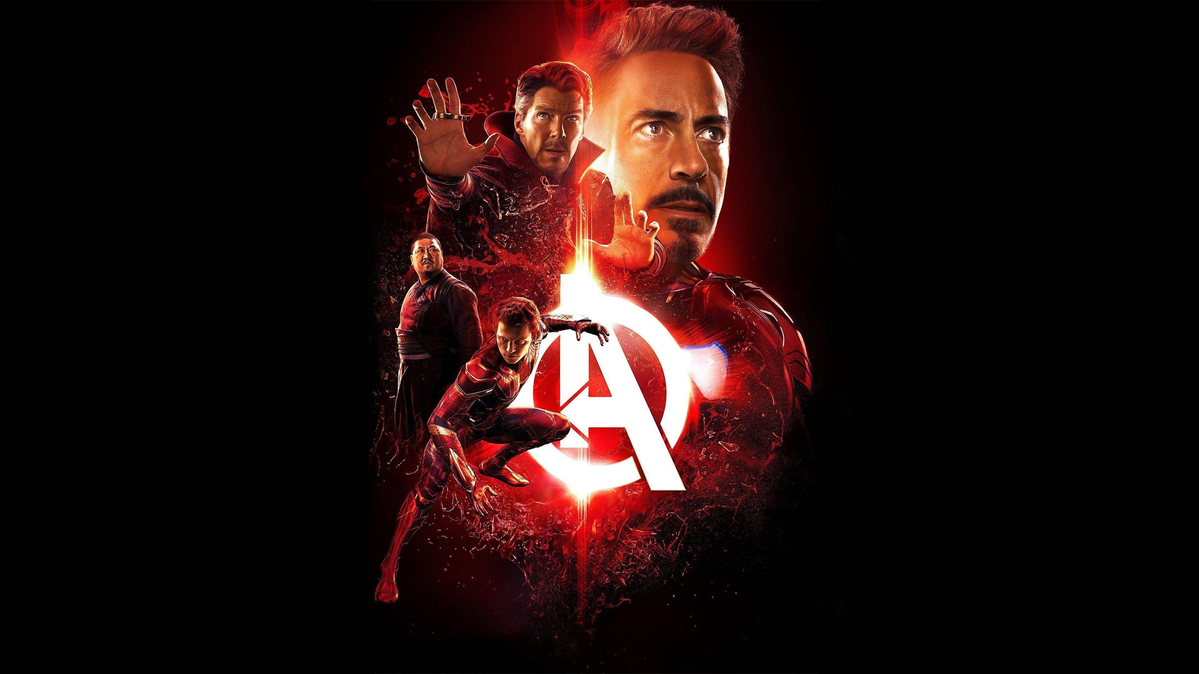 Avengers Infinity War 4k Wallpapers Top Free Avengers Infinity War 4k Backgrounds Wallpaperaccess