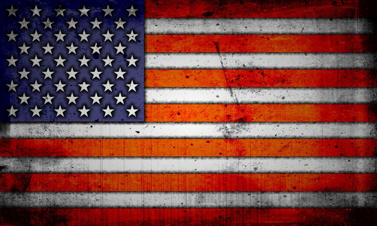 American Flag Wallpapers Top Free American Flag Backgrounds