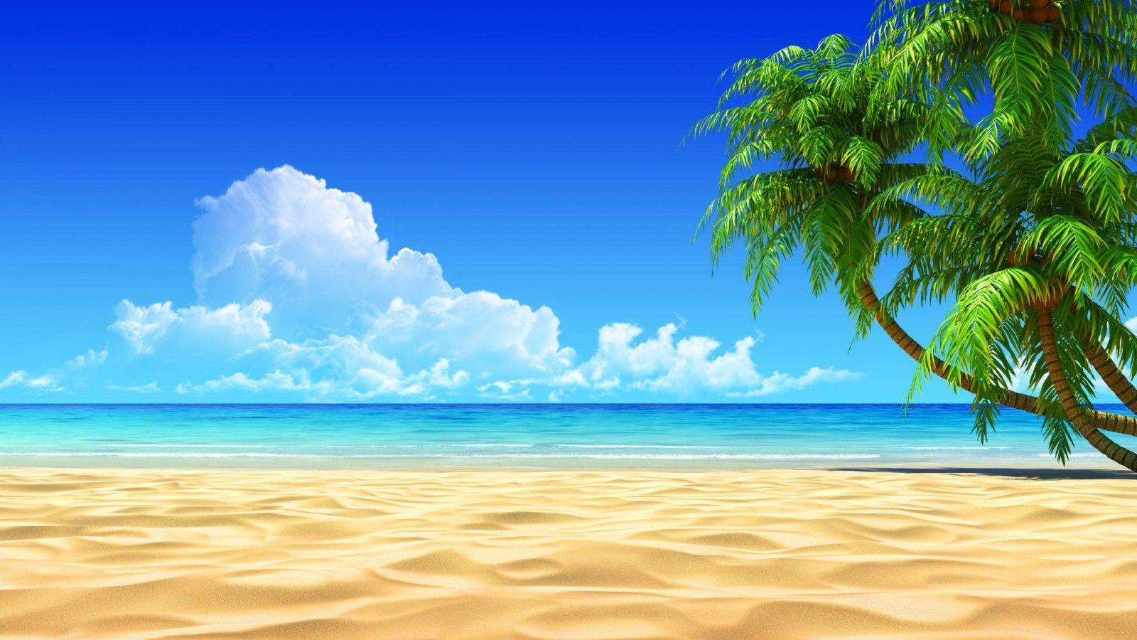 HD Beach Desktop Wallpapers - Top Free HD Beach Desktop