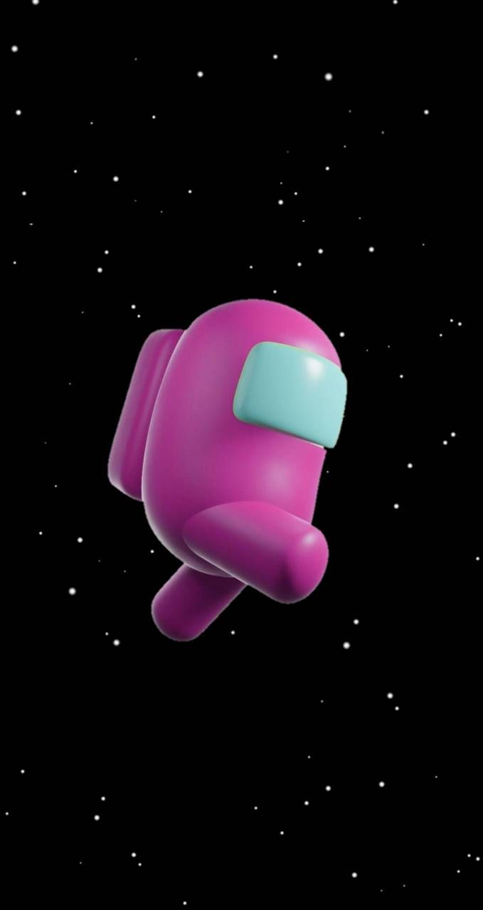 Among Us Pink Wallpapers Top Free Among Us Pink Backgrounds Wallpaperaccess Viking in a black spacesuit. among us pink wallpapers top free