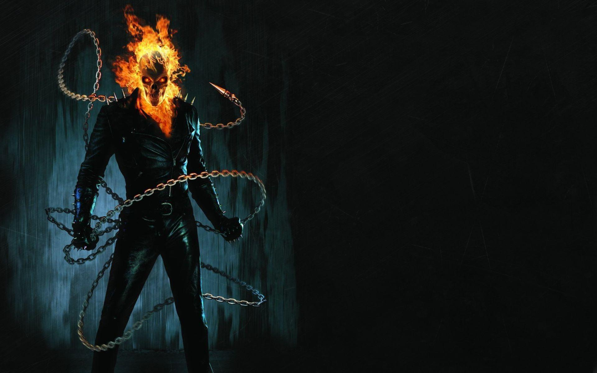 4k Ghost Rider Wallpapers Top Free 4k Ghost Rider