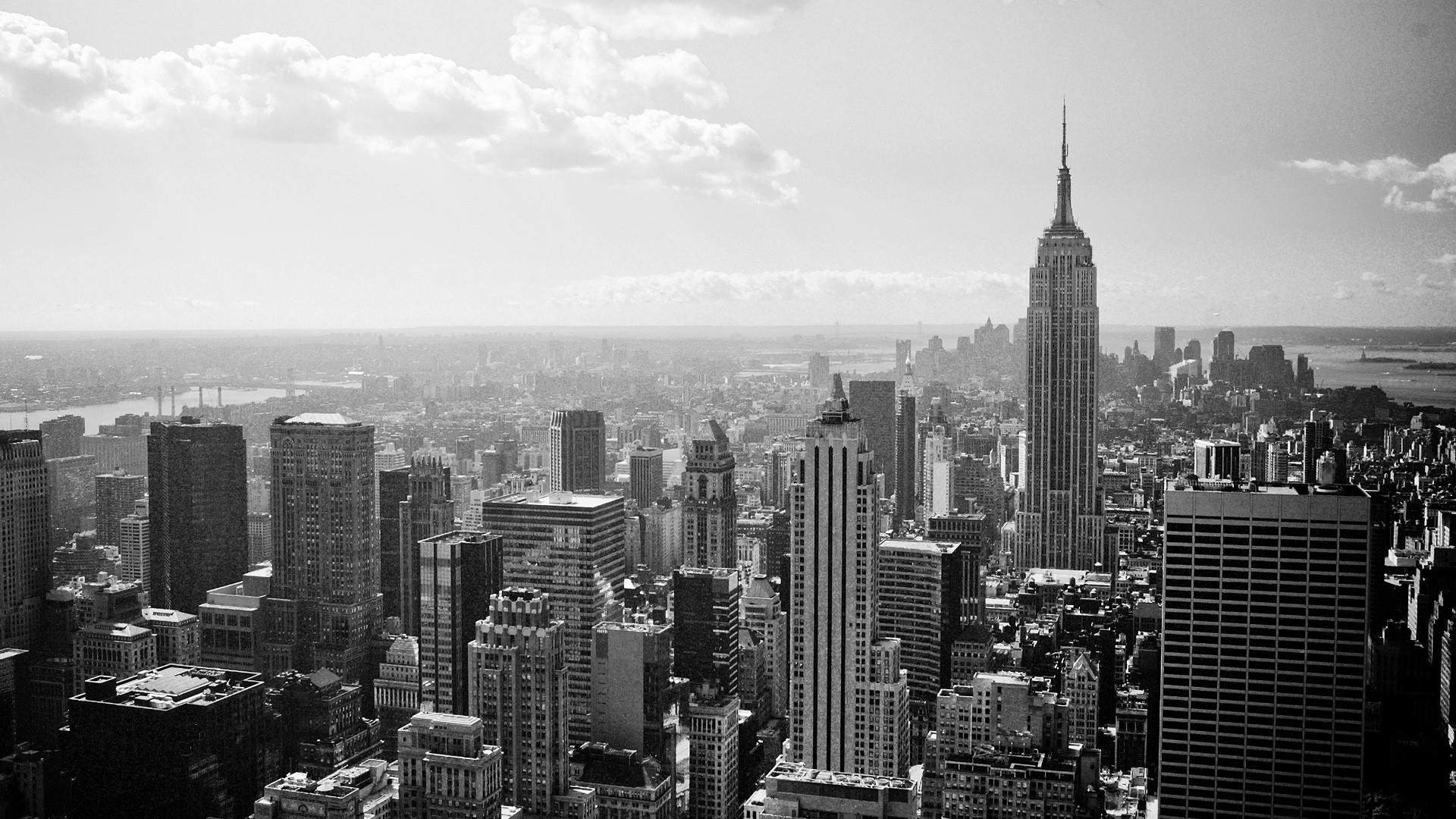 New York Black And White Wallpapers Top Free New York
