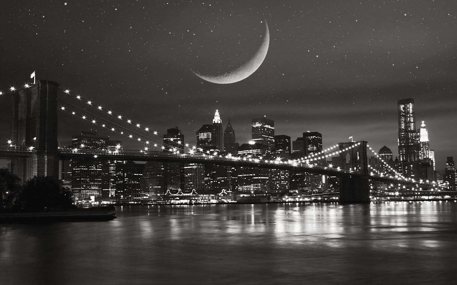 New York Black And White Wallpapers Top Free New York Black And White Backgrounds Wallpaperaccess