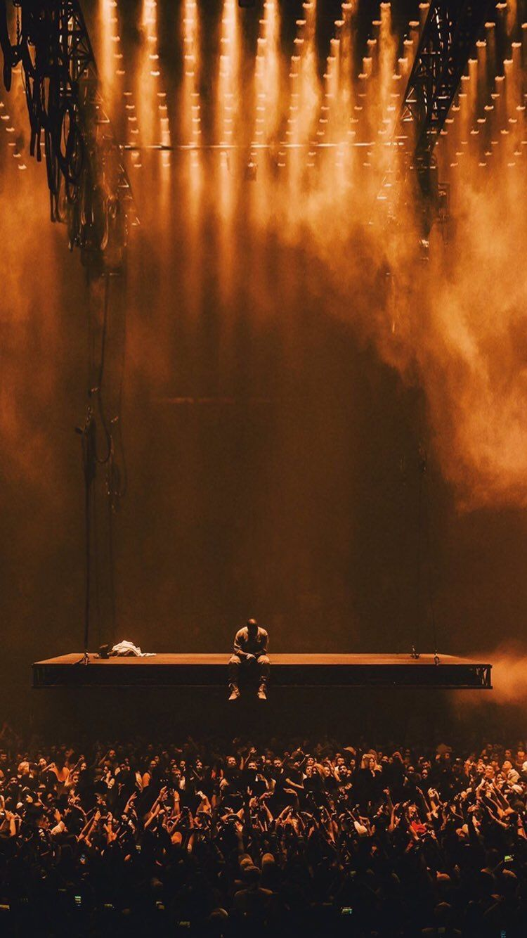 3840x2160 Kanye West The Life Of Pablo Abstract Gold Wallpapers HD