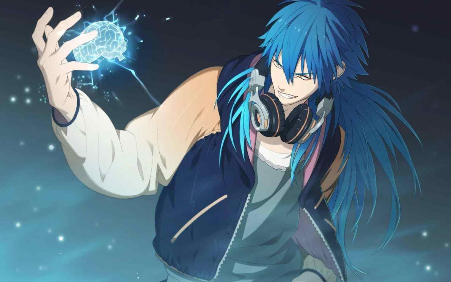 Anime Dj: Anime Headphones Wallpapers