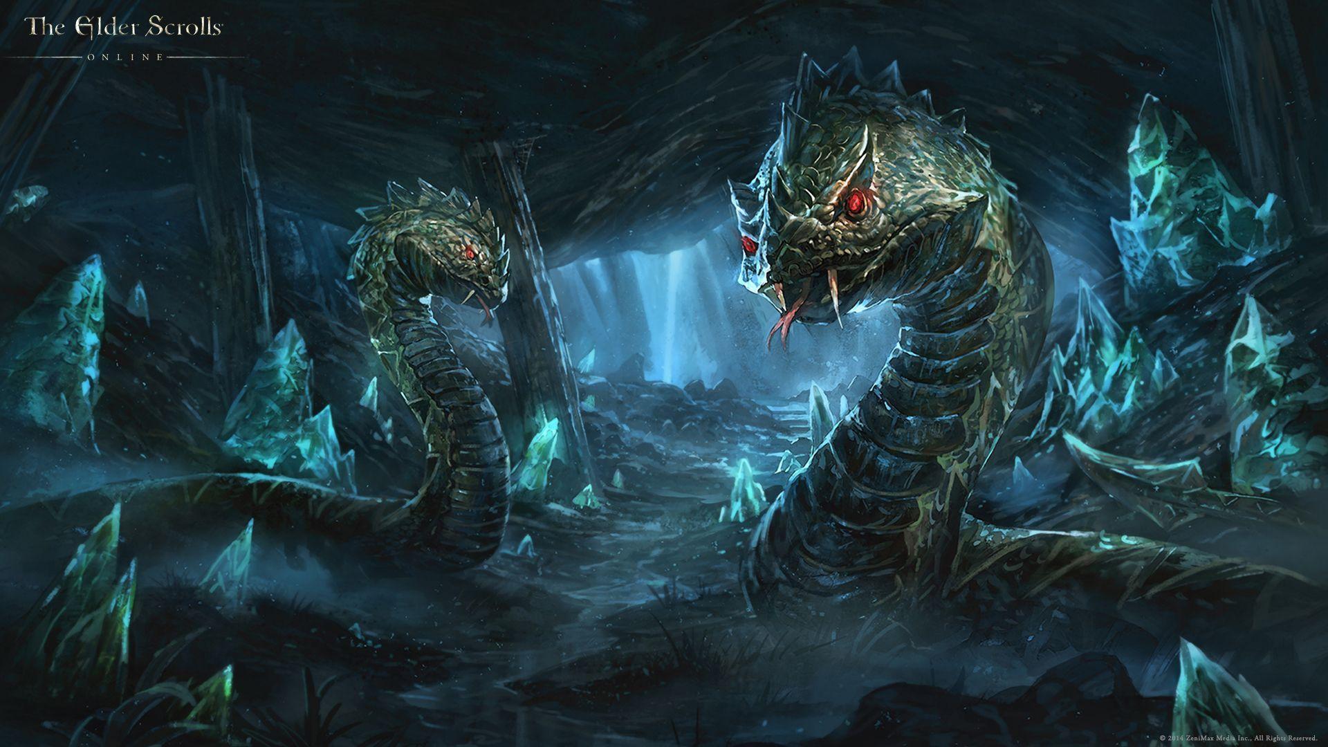 Elder Scrolls Wallpapers Top Free Elder Scrolls