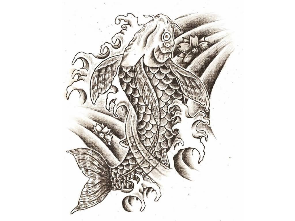 tattoo japanese koi wallpapers top free tattoo japanese koi backgrounds wallpaperaccess