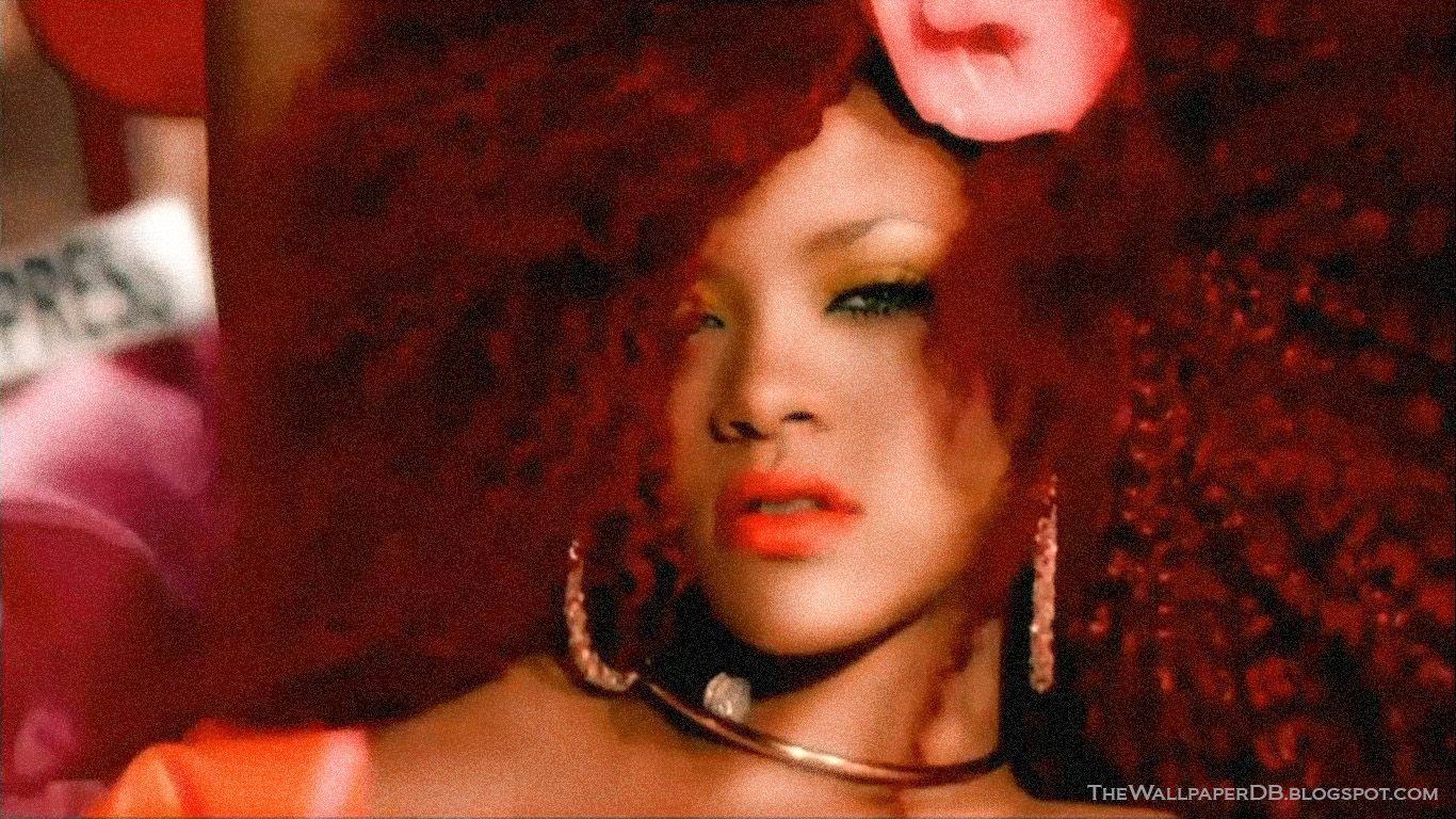 34 Best Free Rihanna Red Hair Wallpapers Wallpaperaccess