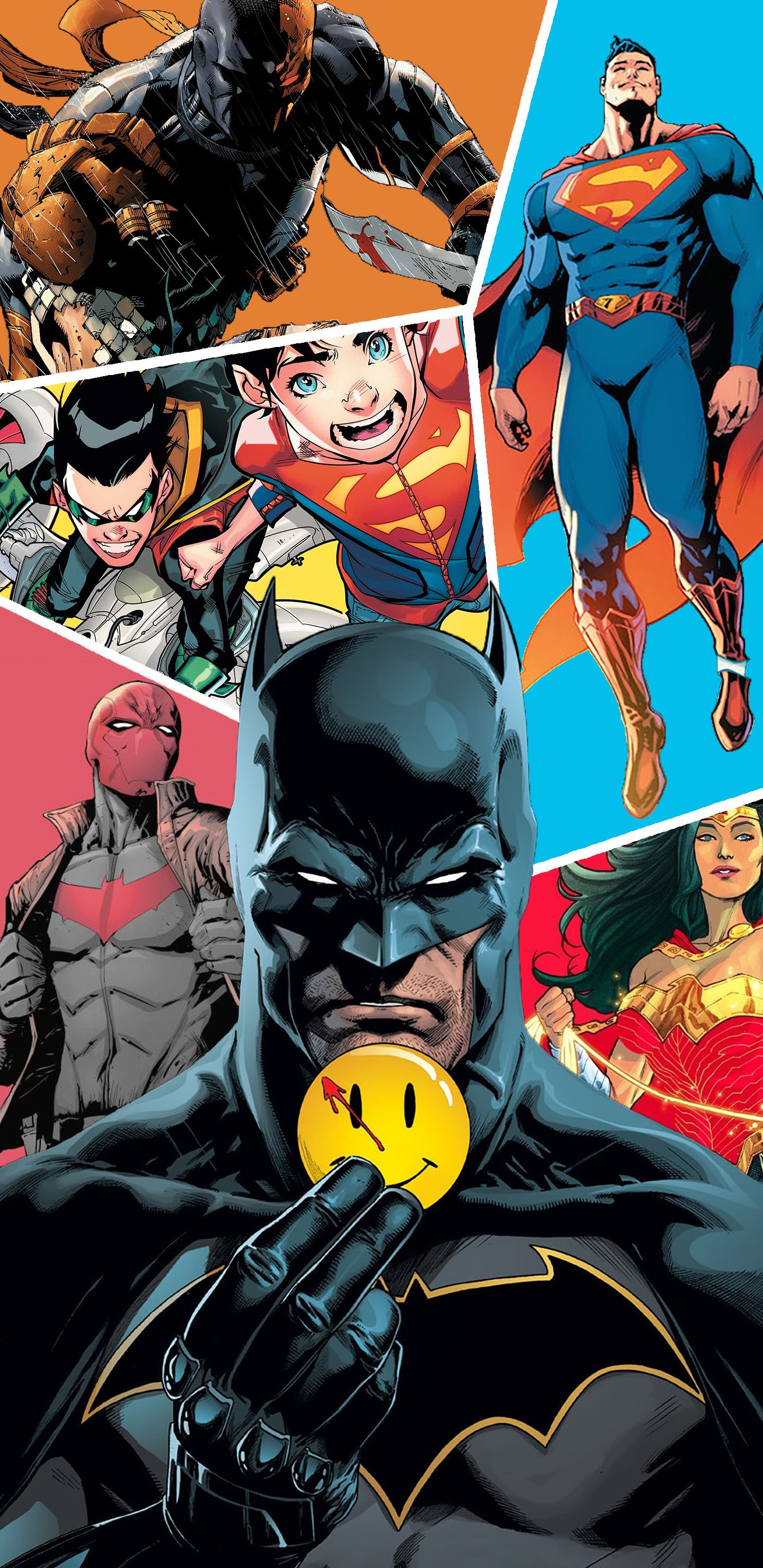 Justice League Cartoon Wallpapers - Top Free Justice ...