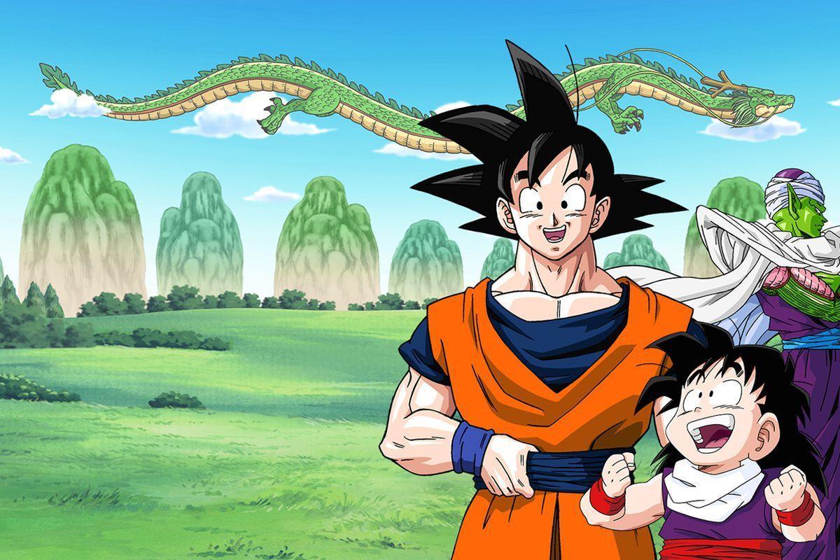 Dragon Ball Z Poster By Xanderew