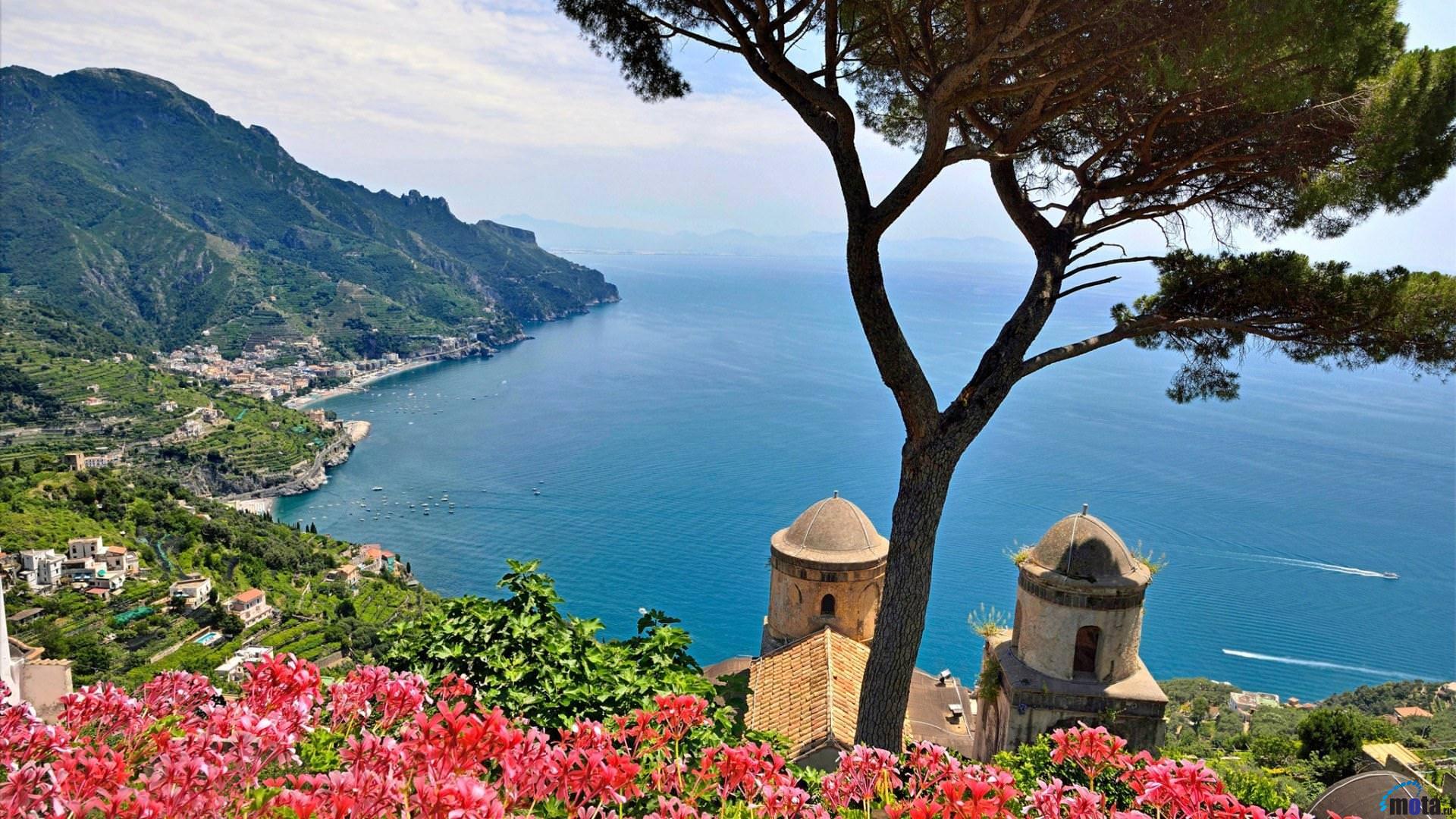 Amalfi Wallpapers Top Free Amalfi Backgrounds Wallpaperaccess