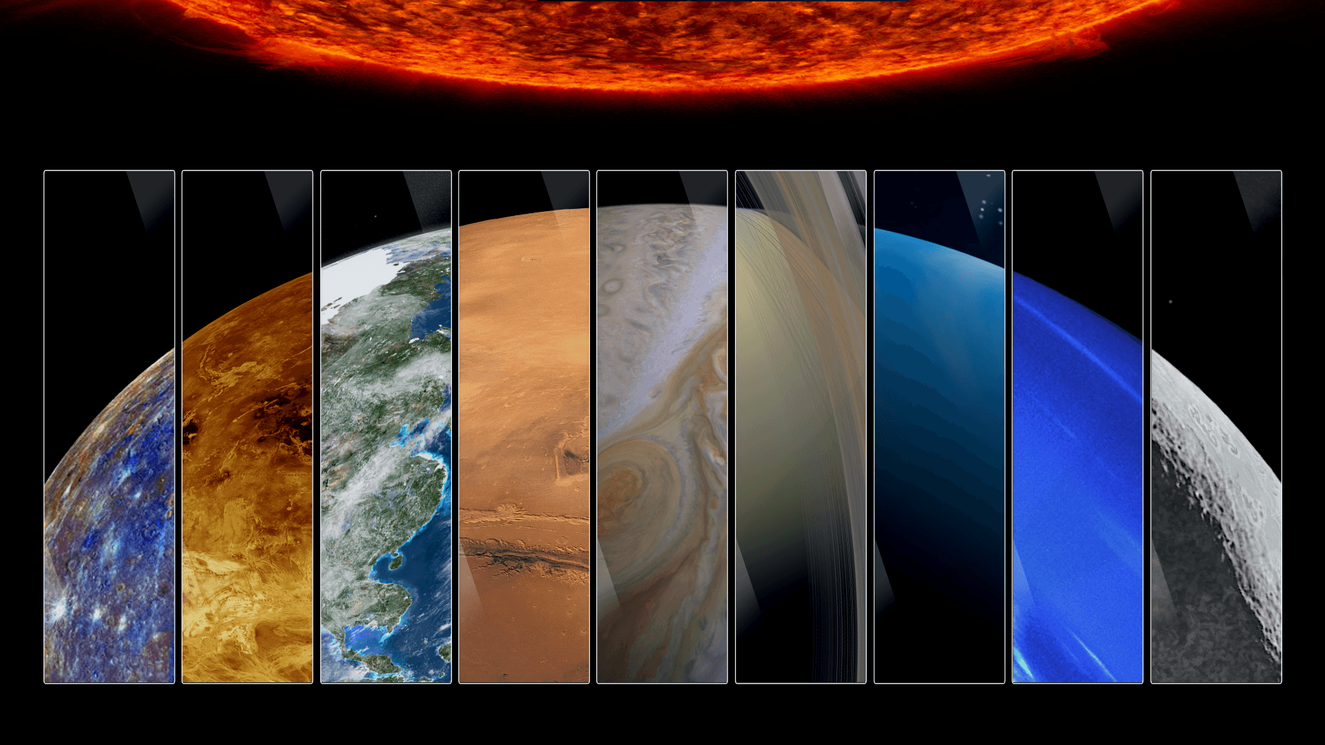 Solar System Planets Wallpapers - Top Free Solar System ...