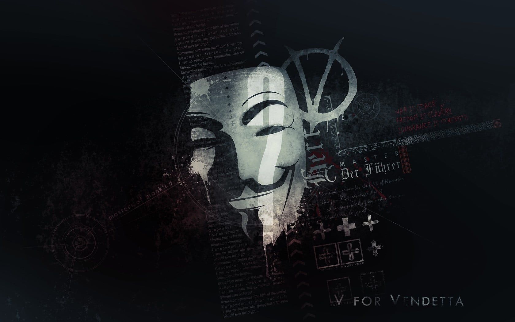 Guy Fawkes Wallpapers Top Free Guy Fawkes Backgrounds