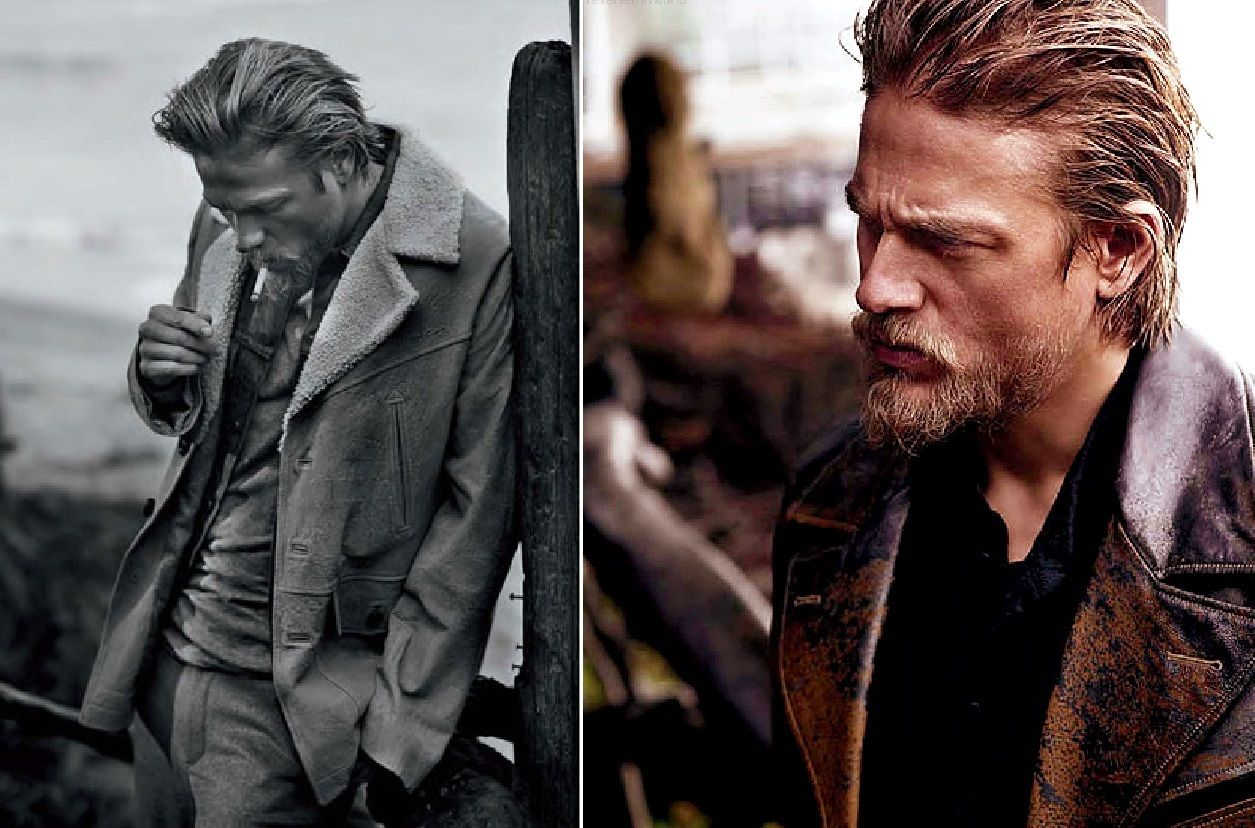 Charlie Hunnam Sons Of Anarchy Wallpapers Top Free Charlie
