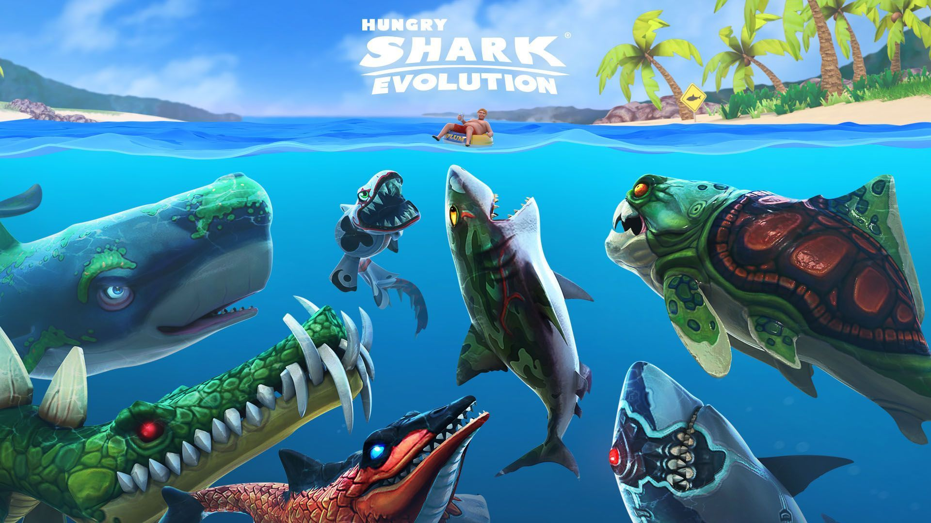 Hungry Shark Wallpapers   Top Free Hungry Shark Backgrounds ...