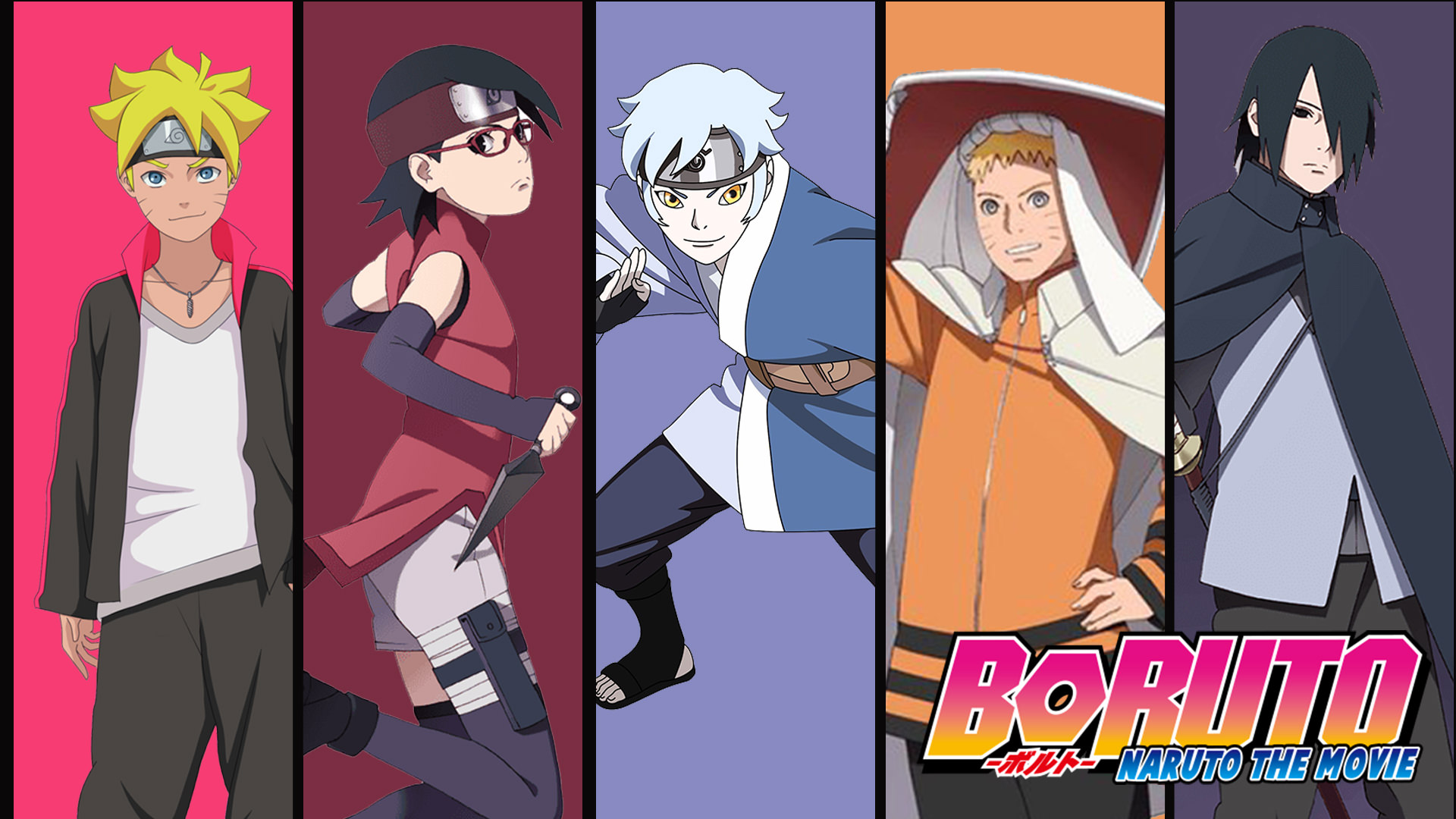 Boruto Wallpapers - Top Free Boruto Backgrounds ...