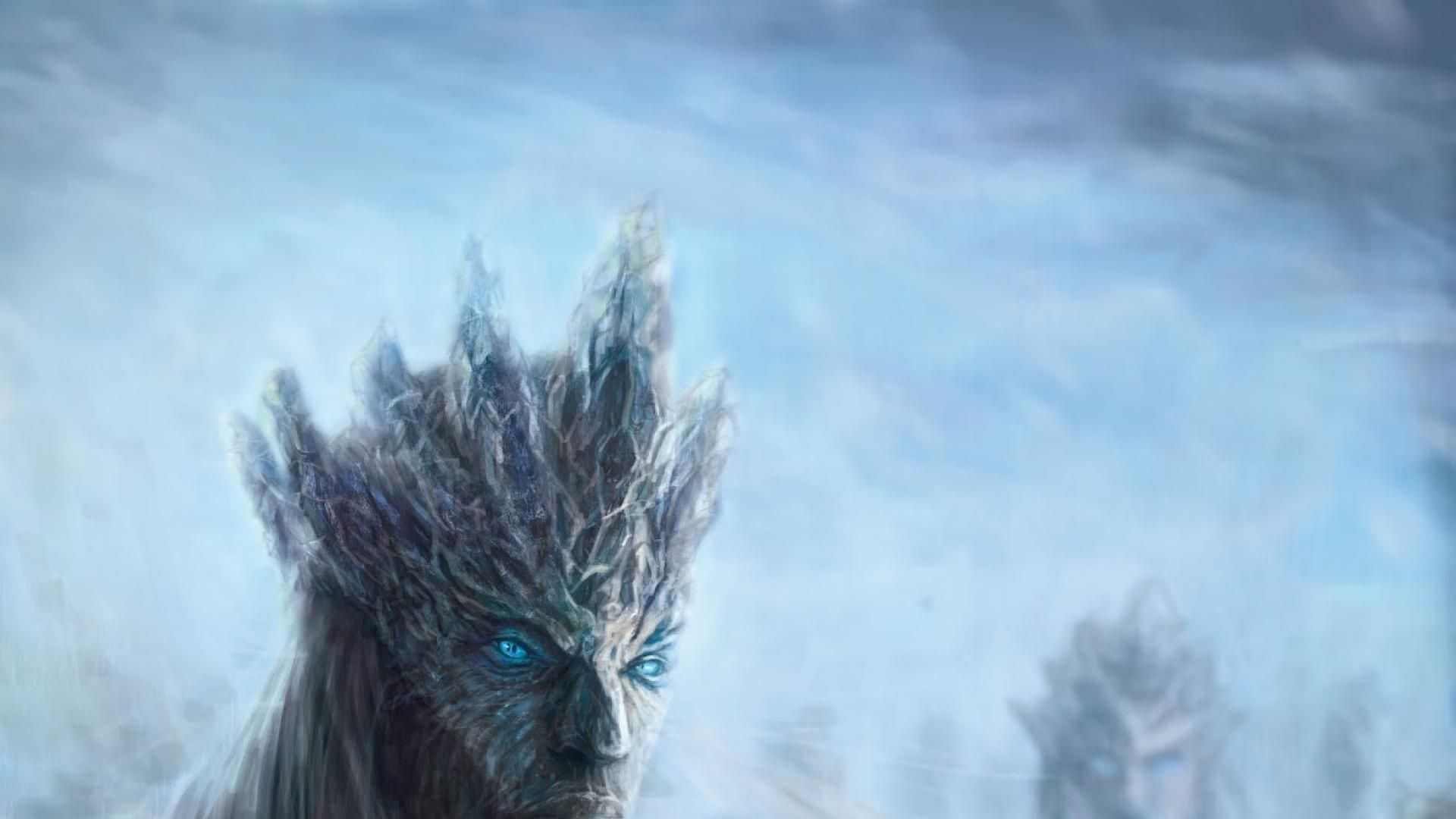 Game Of Thrones White Walker Wallpapers Top Free Game Of