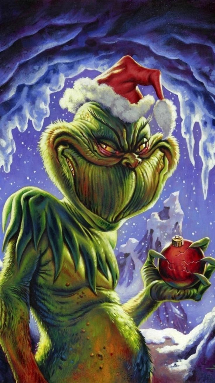 Grinch Iphone Wallpapers Top Free Grinch Iphone