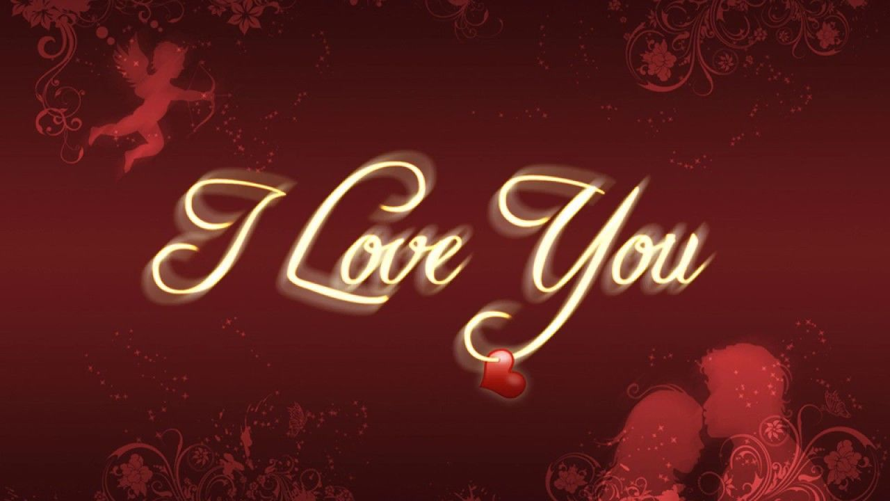 I Love You Wallpapers - Top Free I Love You Backgrounds