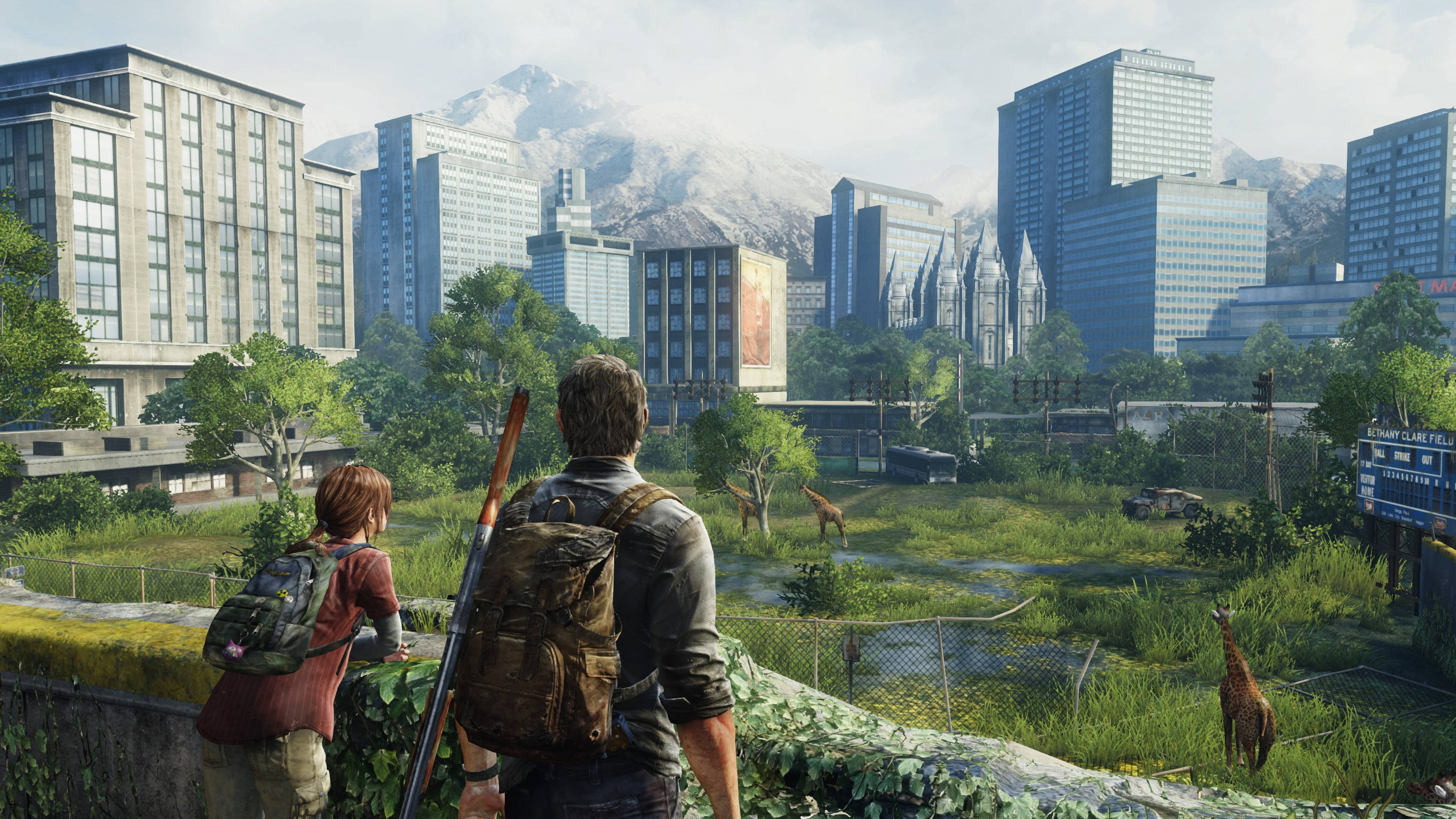 The Last Of Us 4k Wallpapers Top Free The Last Of Us 4k Backgrounds Wallpaperaccess