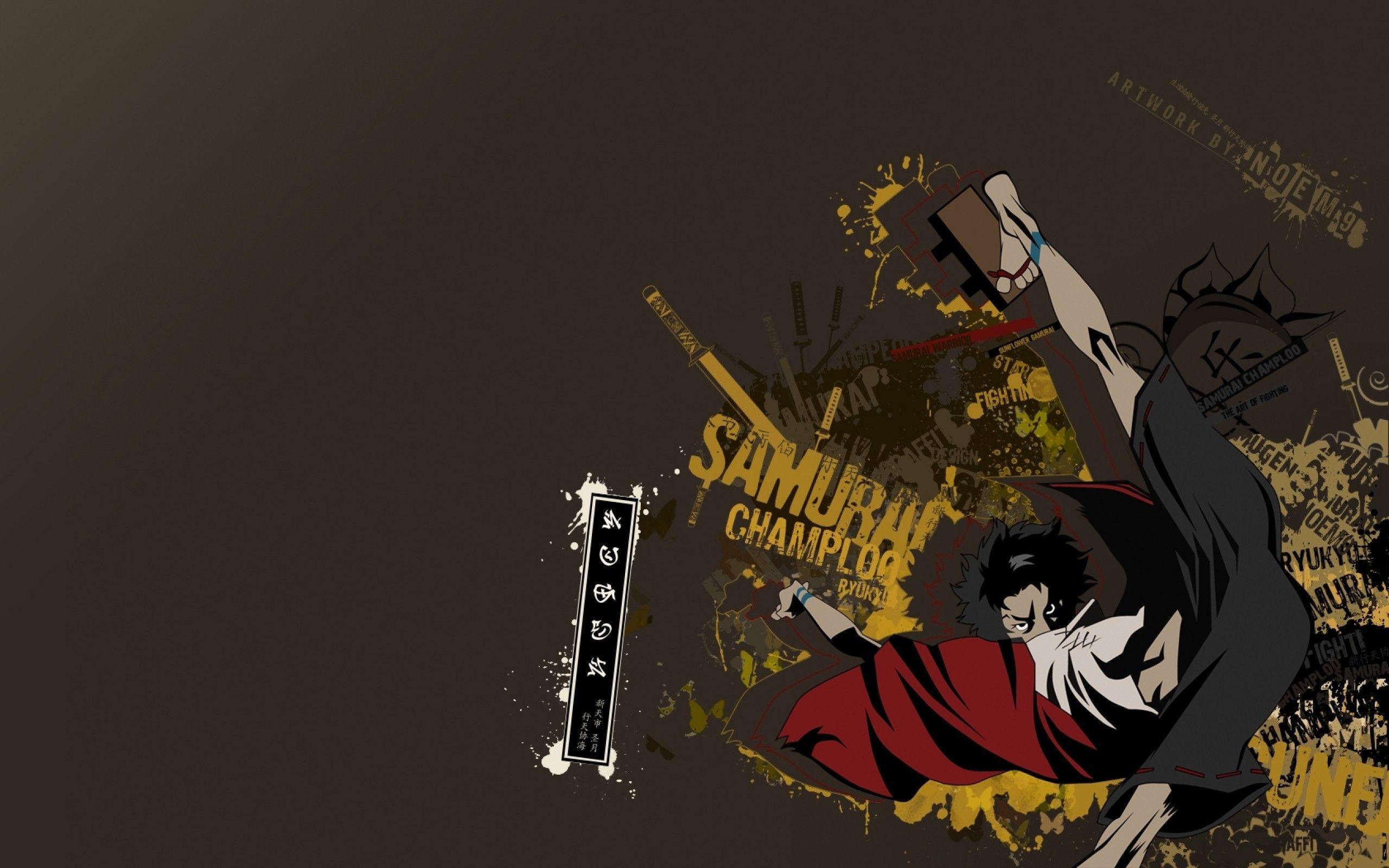 Mugen Samurai Champloo Wallpapers - Top Free Mugen Samurai