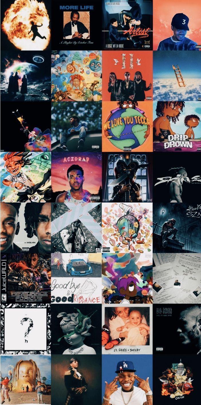 Rap Album Wallpapers Top Free Rap Album Backgrounds Wallpaperaccess