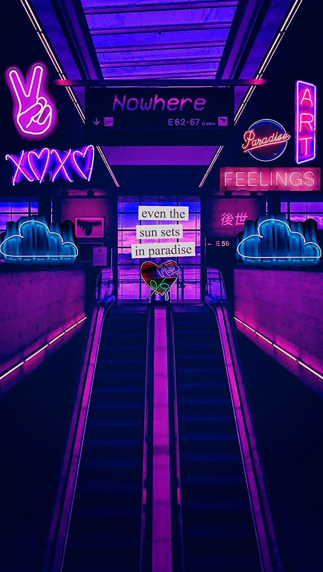 Quotes Wallpaper Iphone Neon Purple Aesthetic Wallpaper Neon Purple Iphone Wallpapers Top Free Neon Purple Iphone Backgrounds Wallpaperaccess neon purple iphone wallpapers top