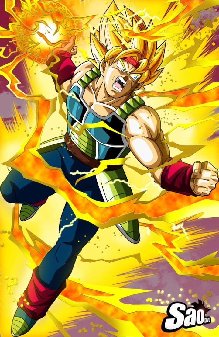 Bardock Wallpapers Top Free Bardock Backgrounds Wallpaperaccess