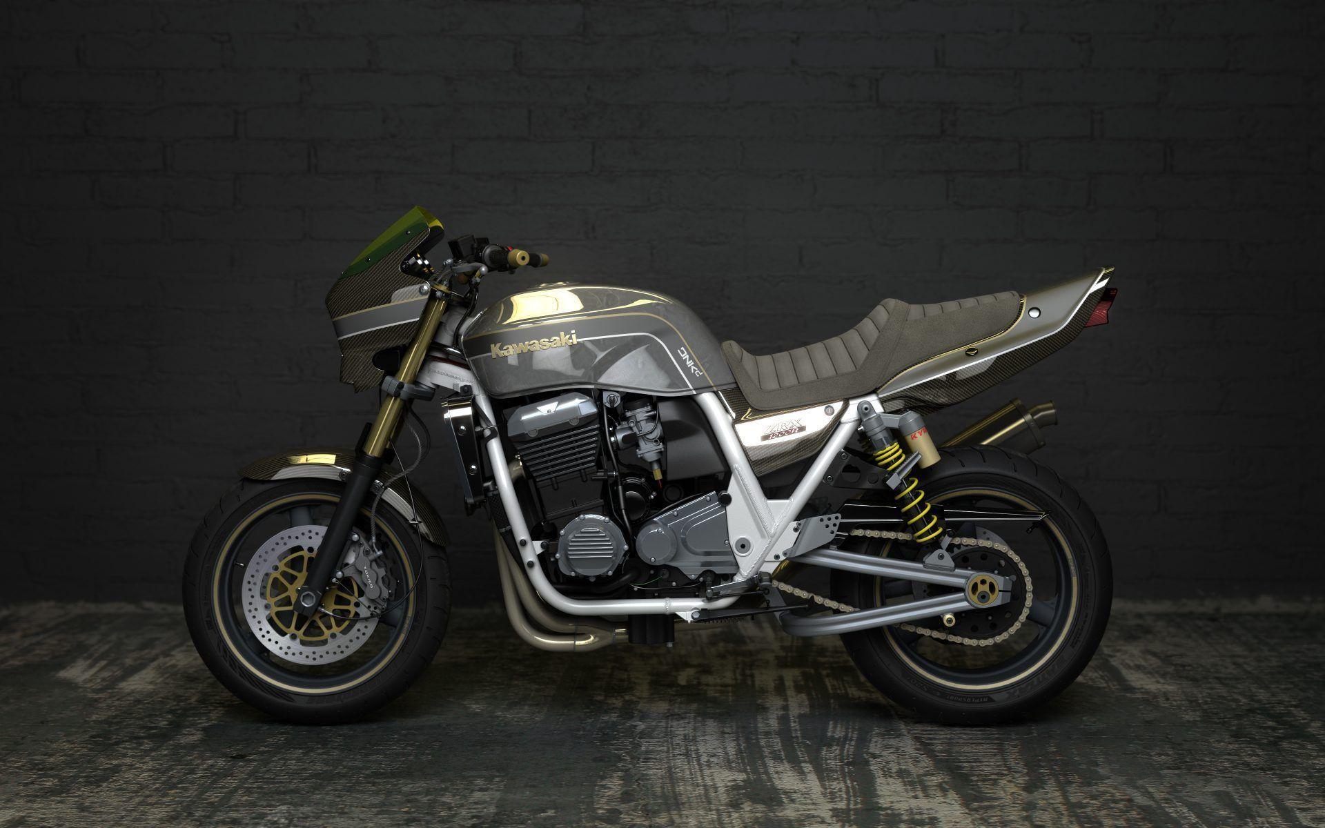 Kawasaki Zrx Wallpapers