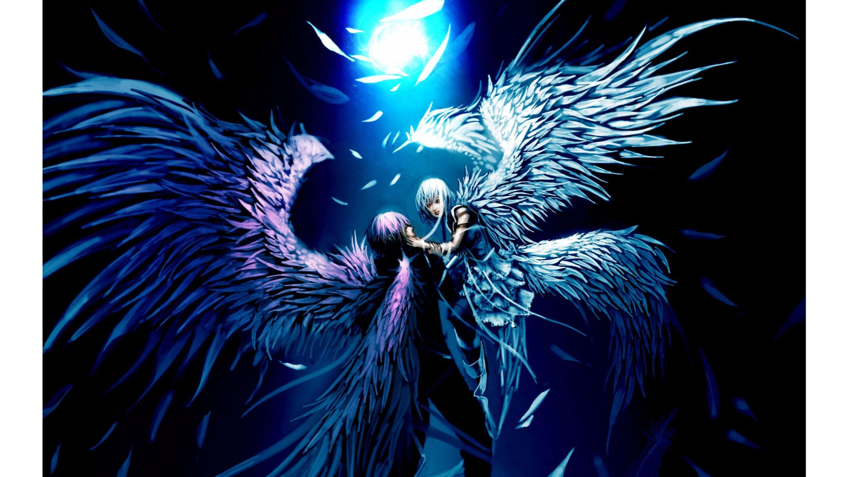 Fallen Angel Anime Wallpapers Top Free Fallen Angel Anime