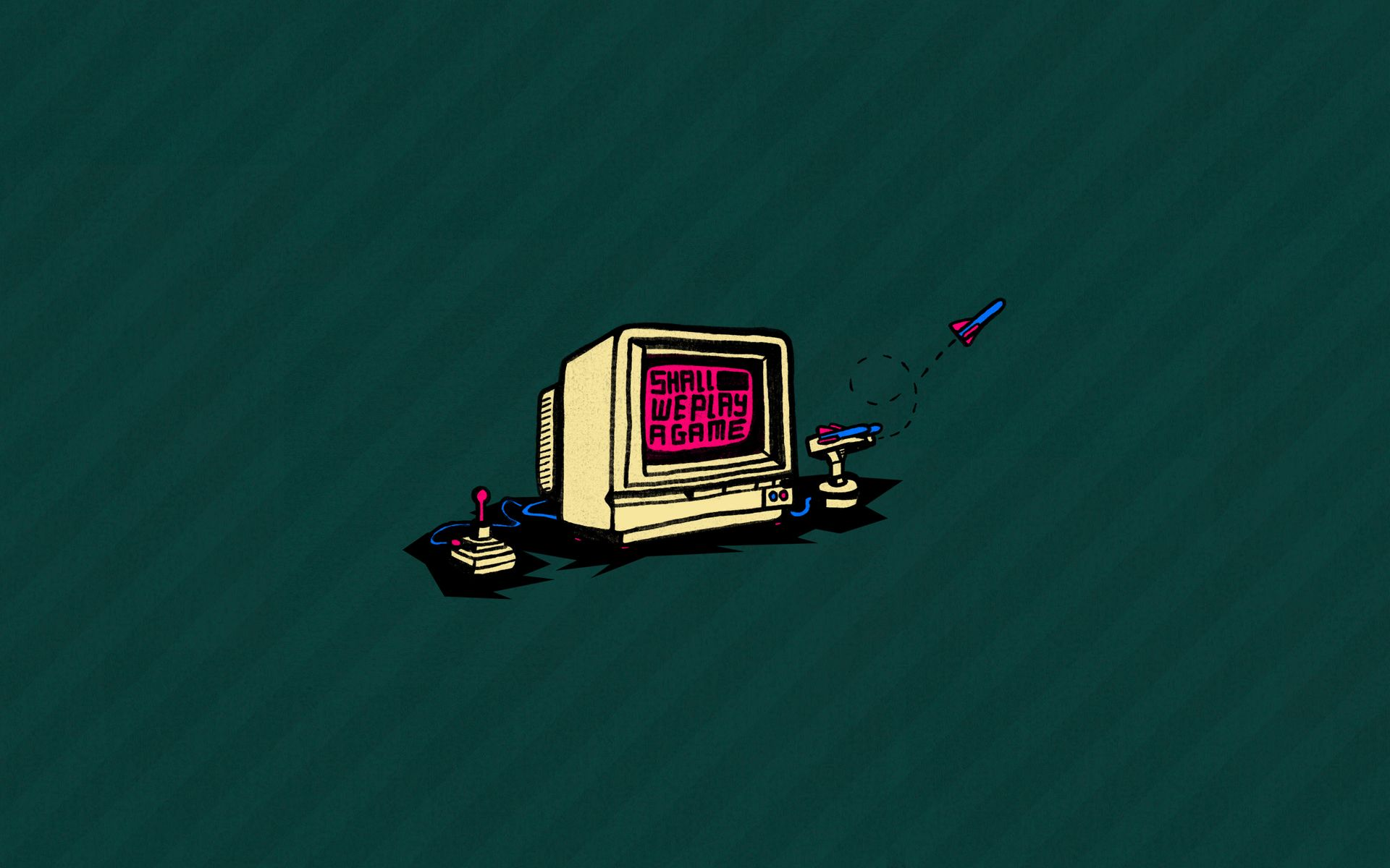 Retro Computer Wallpapers Top Free Retro Computer Backgrounds Wallpaperaccess