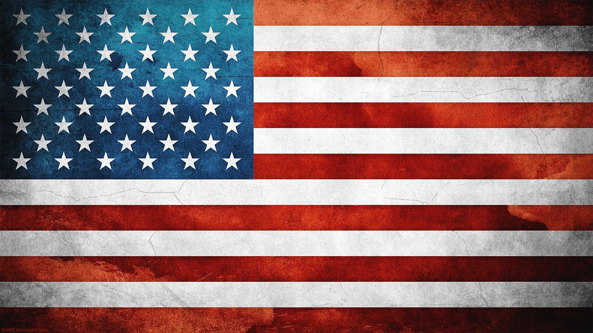 Rustic American Flag Wallpapers Top Free Rustic American
