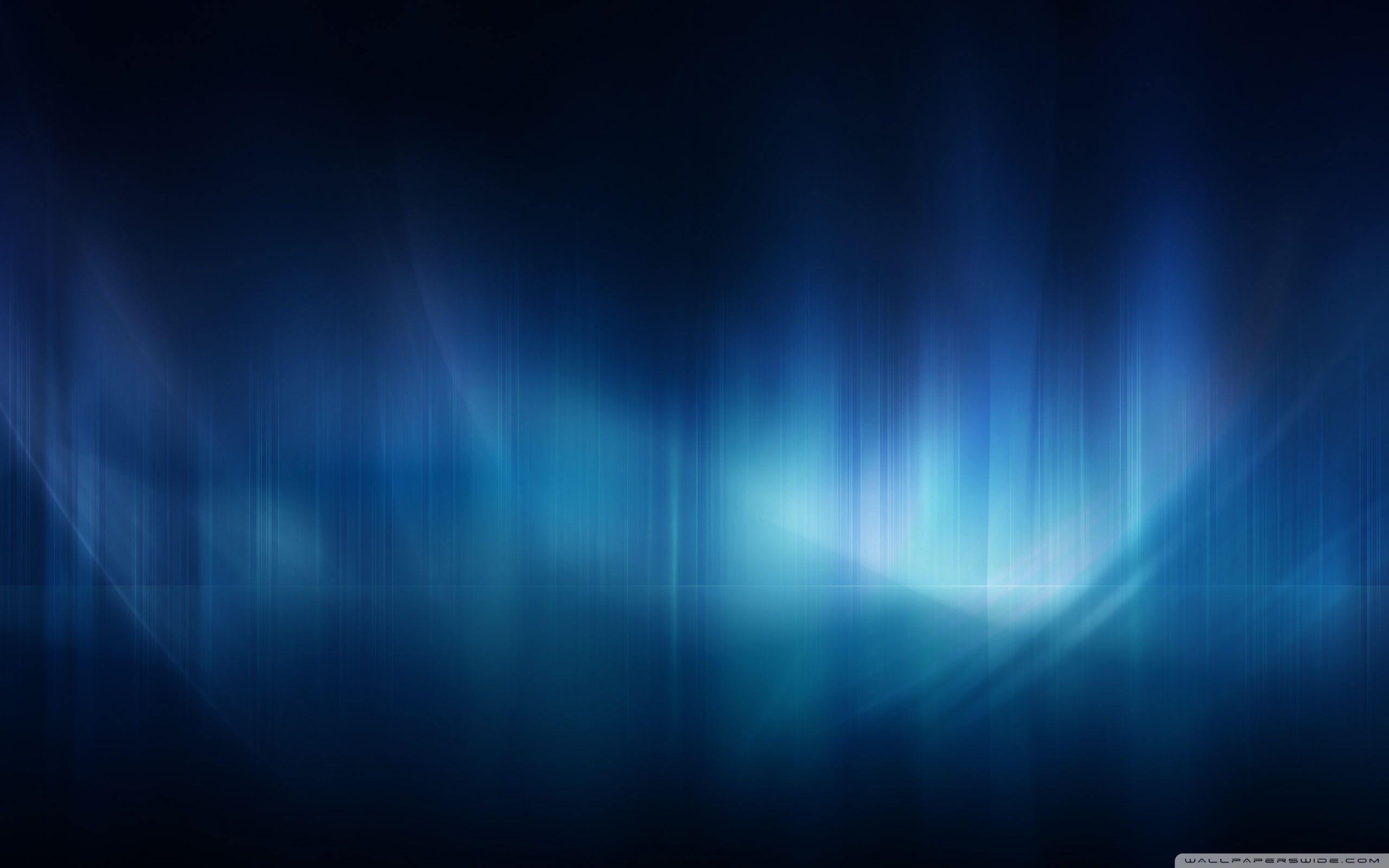 Blue Aurora Wallpapers - Top Free Blue ...