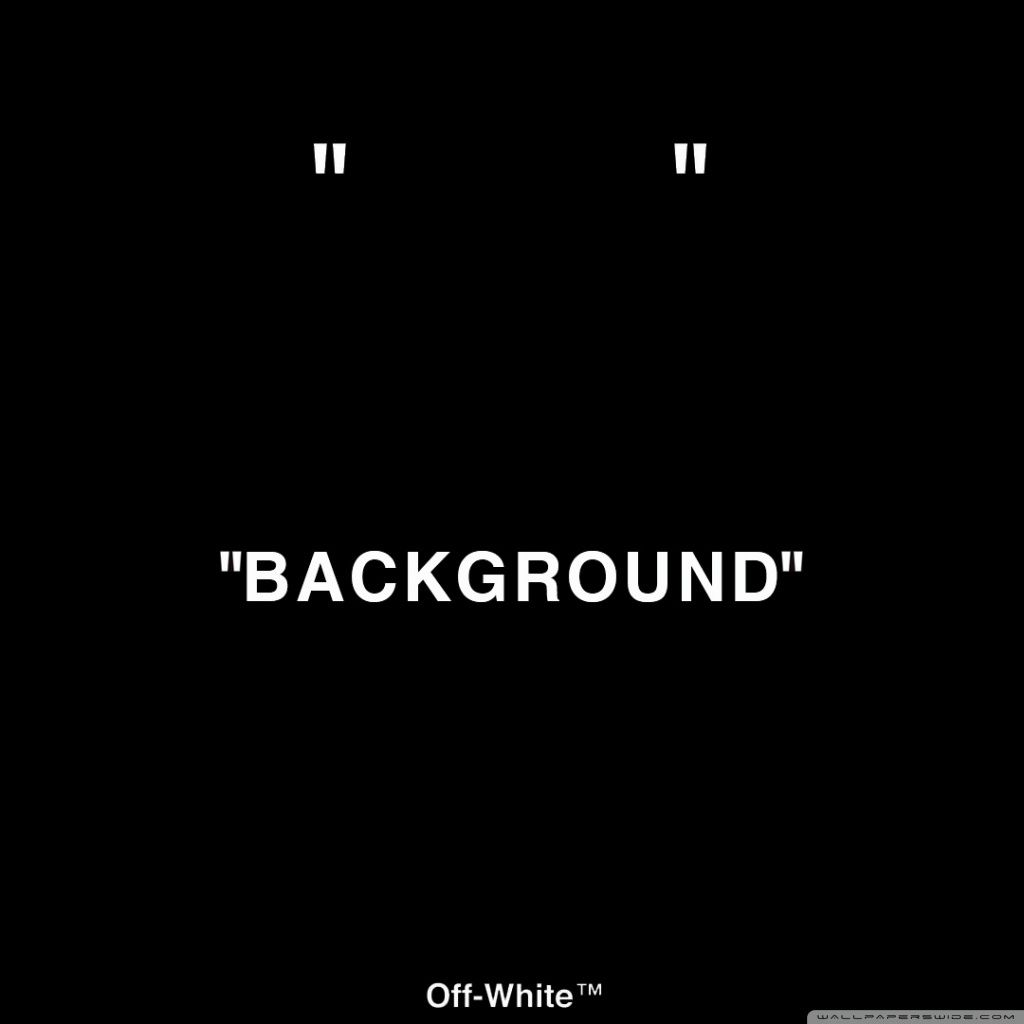 Off White Ipad Wallpapers - Top Free ...
