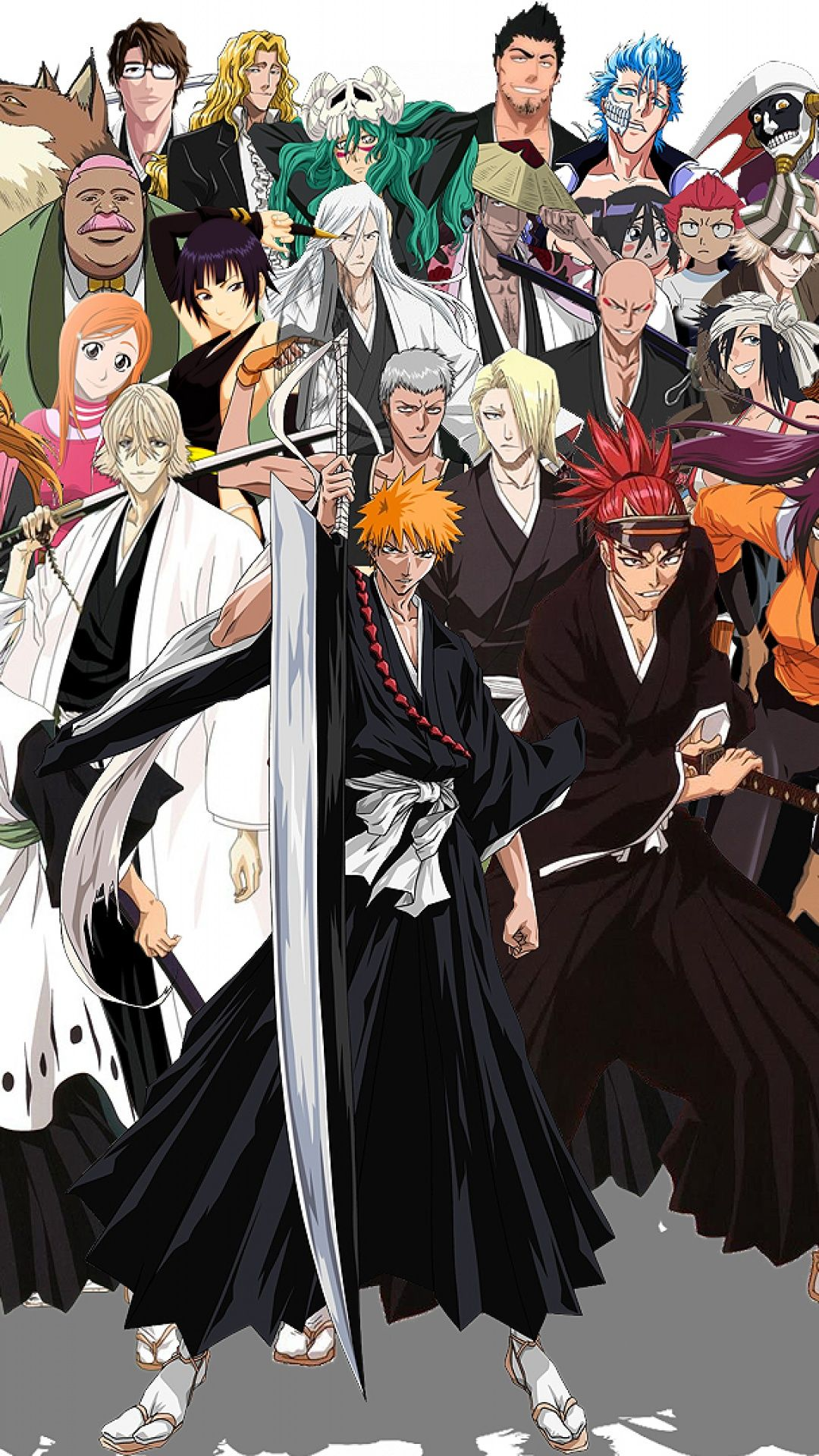 Bleach Phone Wallpapers Top Free Bleach Phone Backgrounds