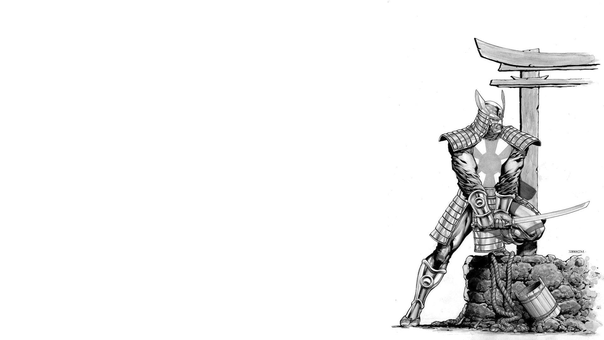 Silver Samurai Wallpapers Top Free Silver Samurai Backgrounds
