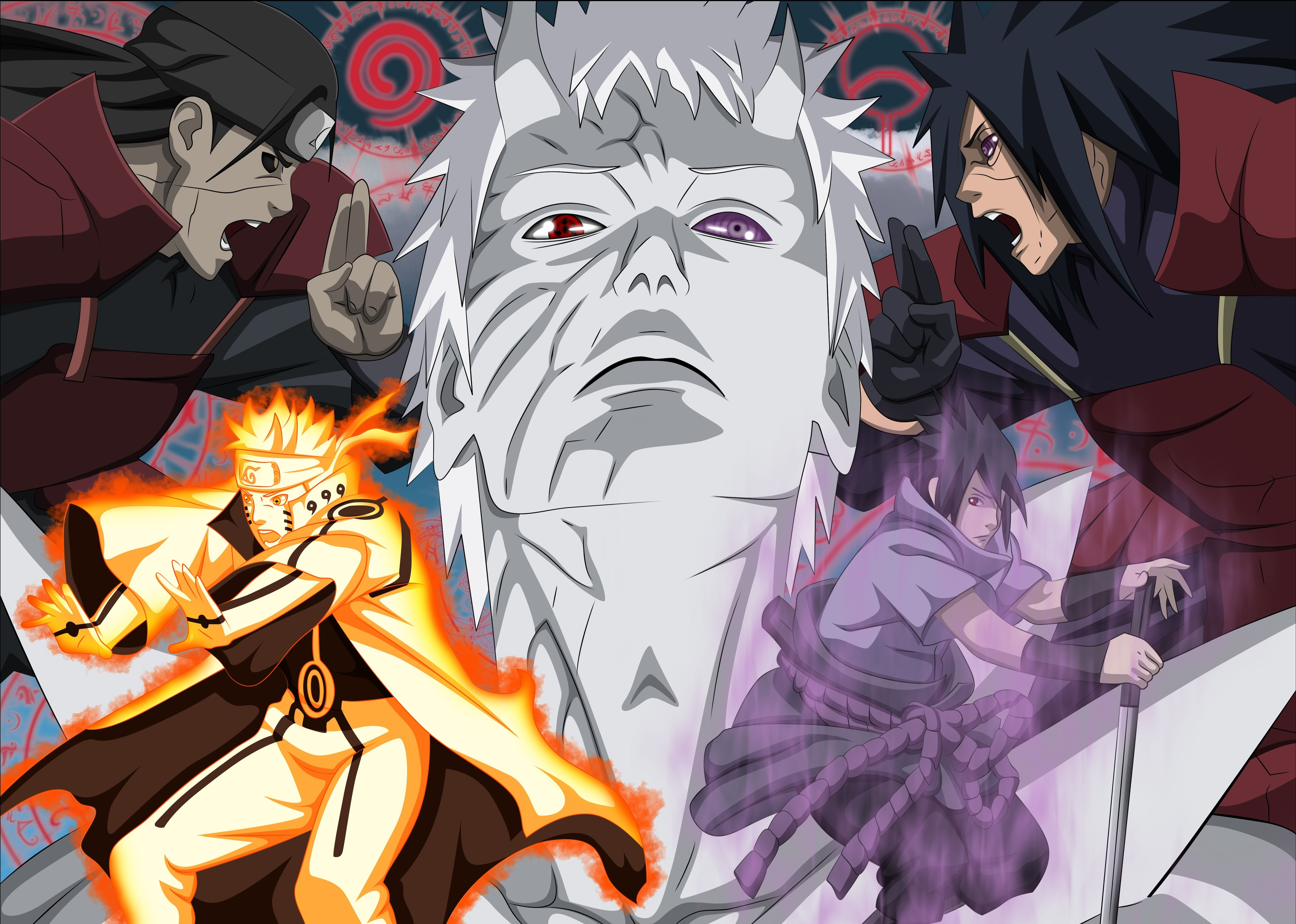 Ultra 4k Naruto Wallpapers Top Free Ultra 4k Naruto