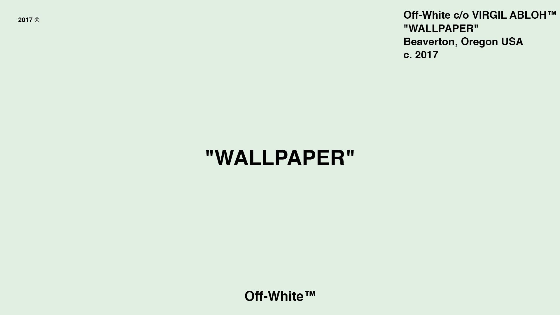 Virgil Abloh Wallpapers Top Free Virgil Abloh Backgrounds