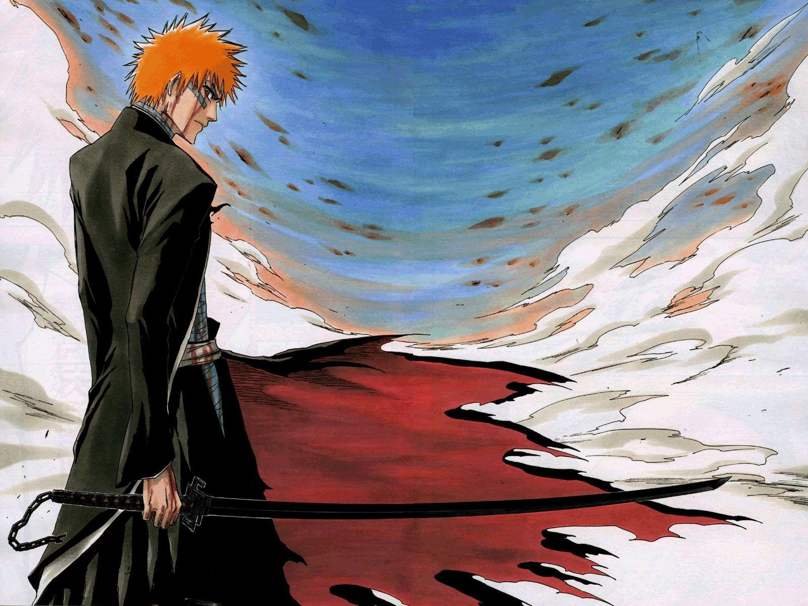 Bleach Ichigo Bankai Wallpapers - Top