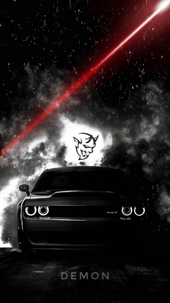Black Dodge Demon Wallpapers Top Free Black Dodge Demon Backgrounds Wallpaperaccess