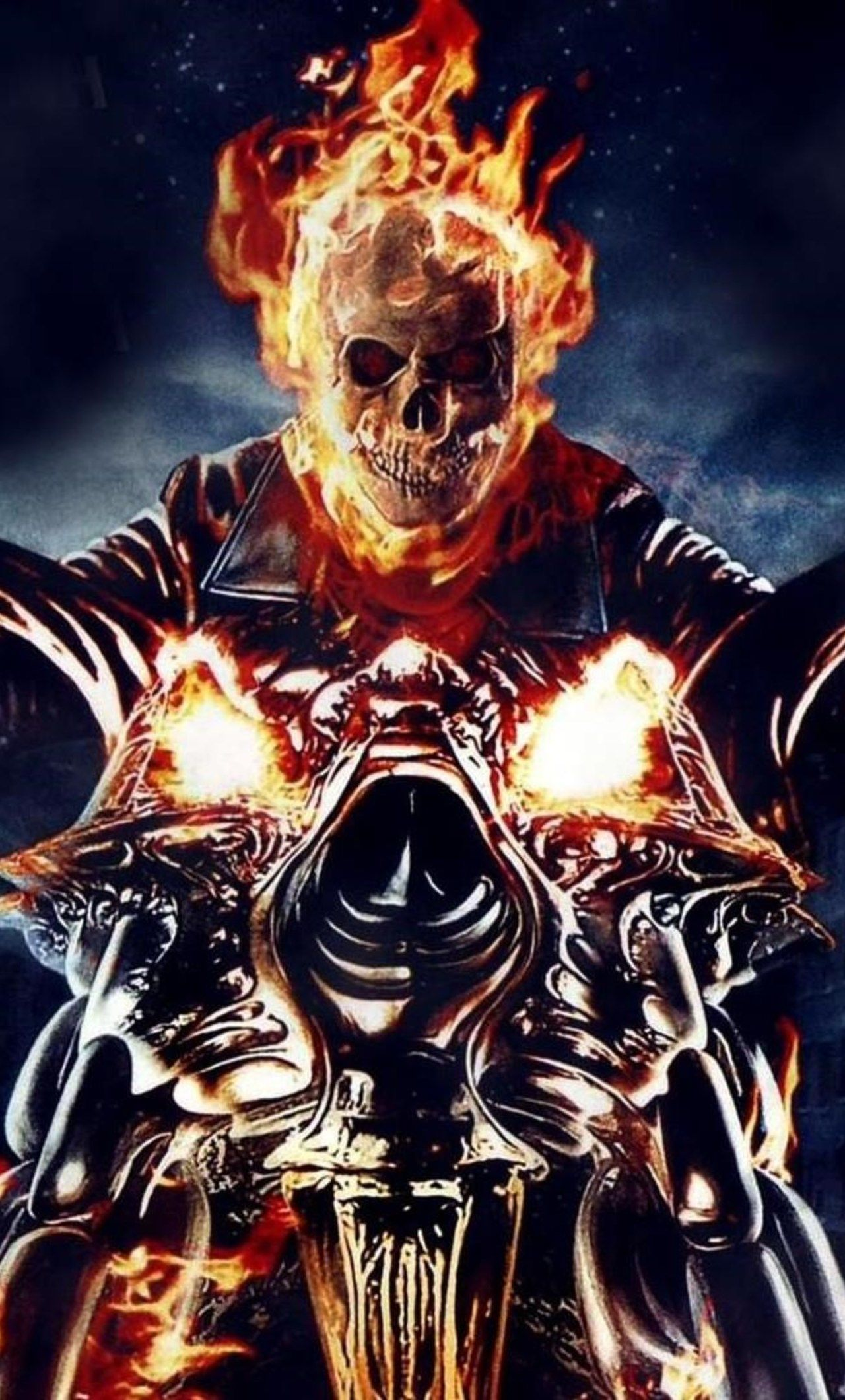 1000+ Wallpaper 3d Ghost Rider  Terbaru