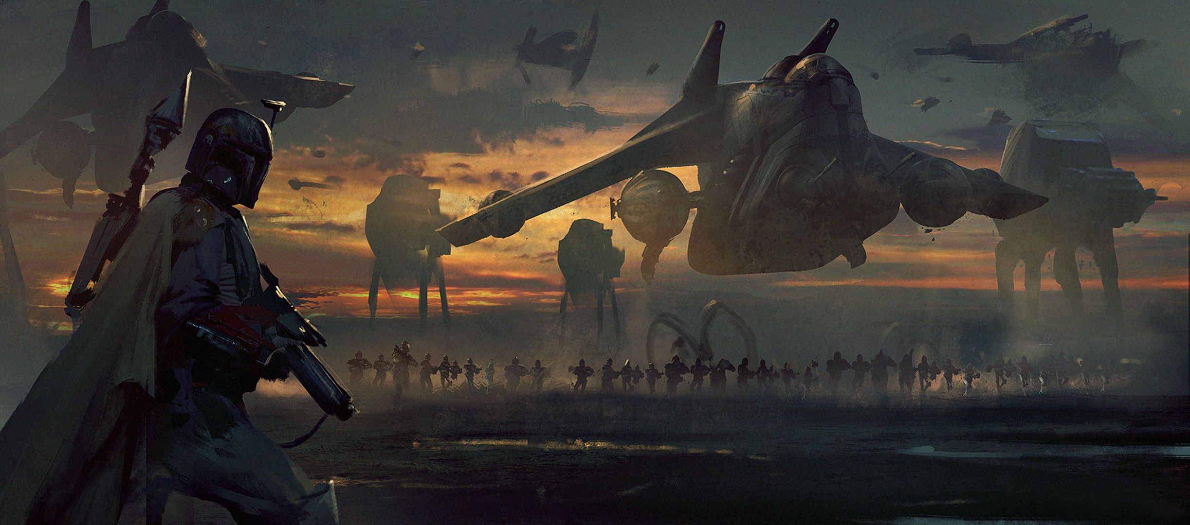 Star Wars Art Wallpapers Top Free Star Wars Art Backgrounds