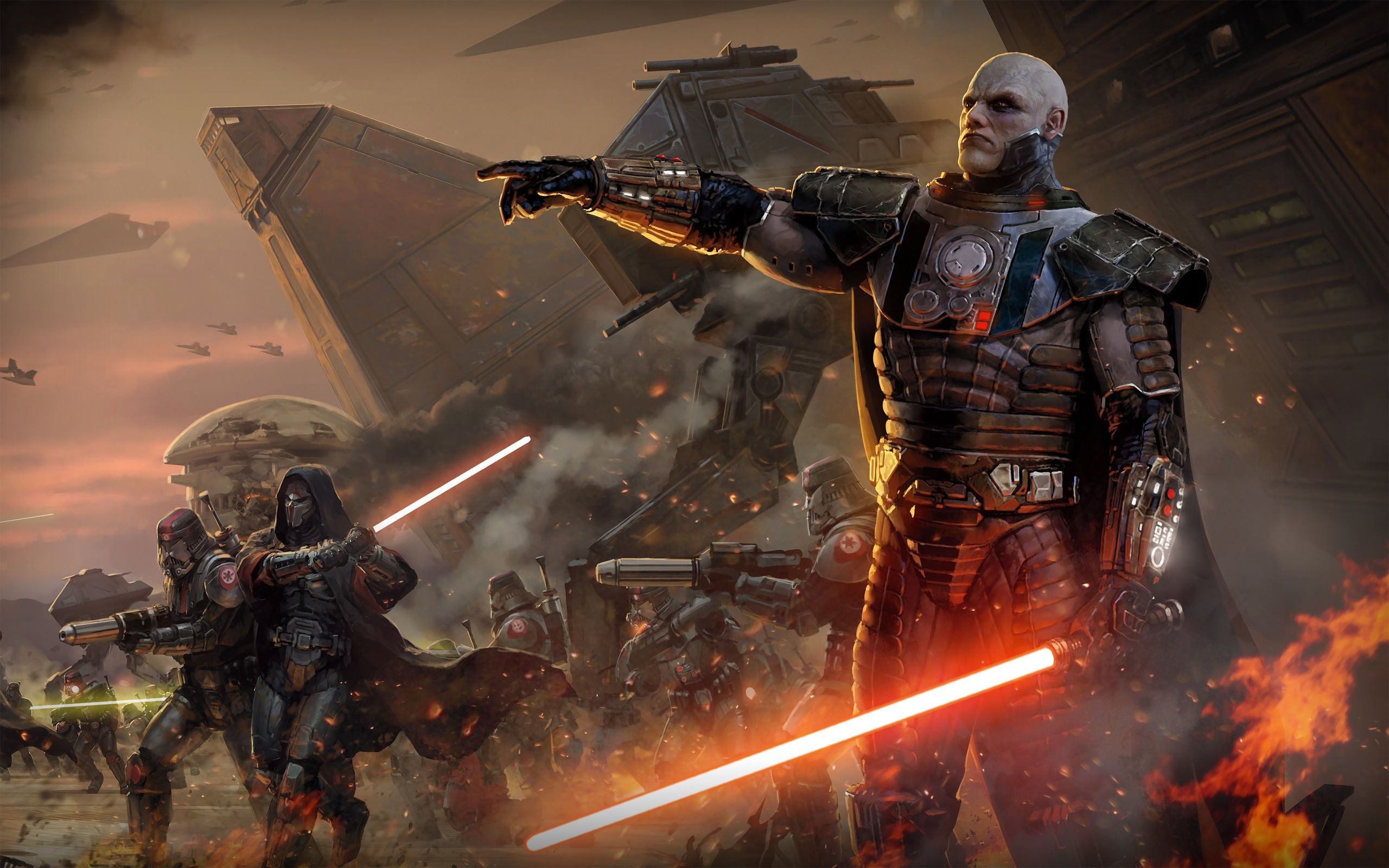 Star Wars The Old Republic Wallpapers Top Free Star Wars The Old Republic Backgrounds Wallpaperaccess