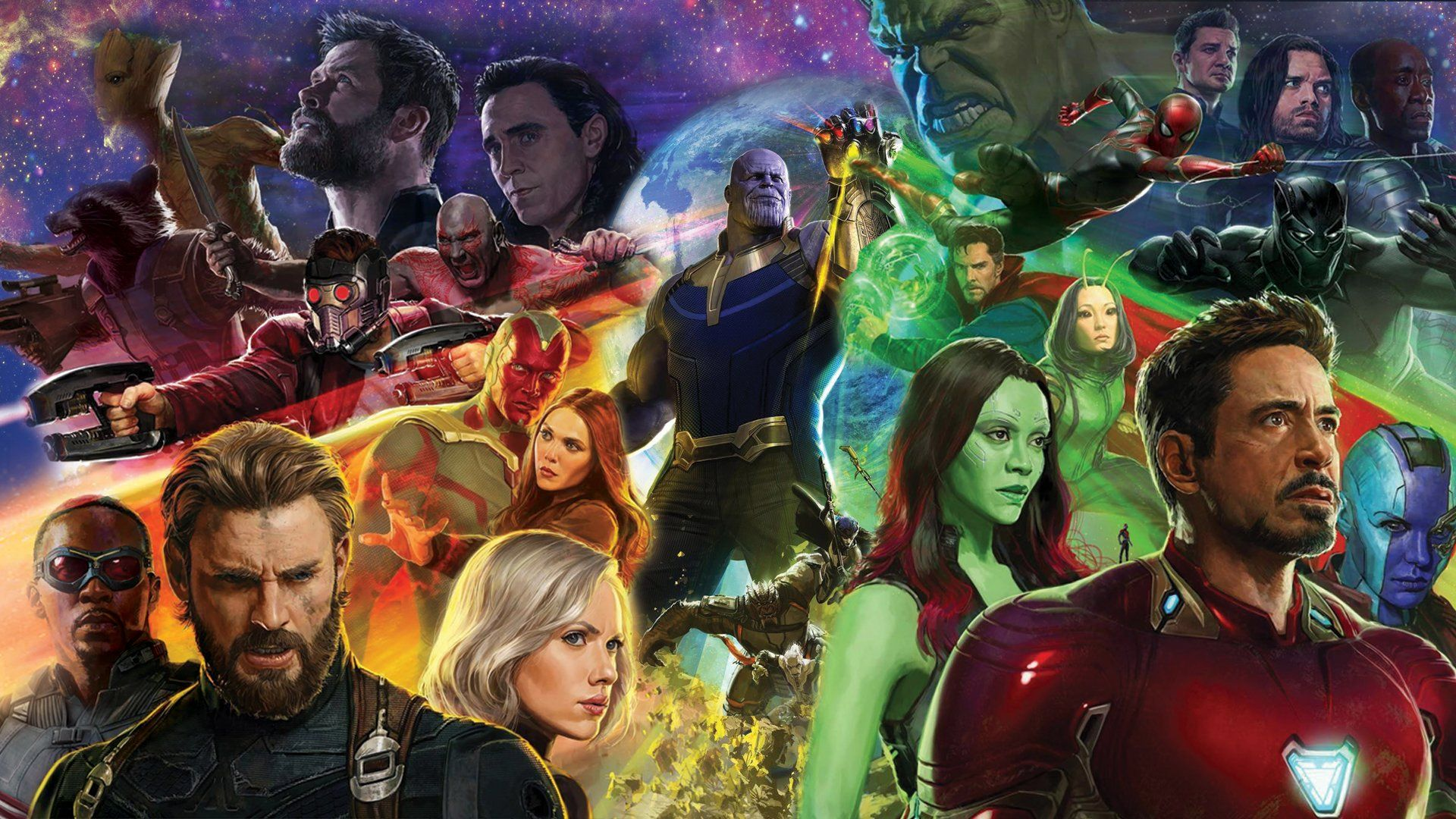 Avengers Infinity War 1920 X 1080 Wallpapers Top Free Avengers
