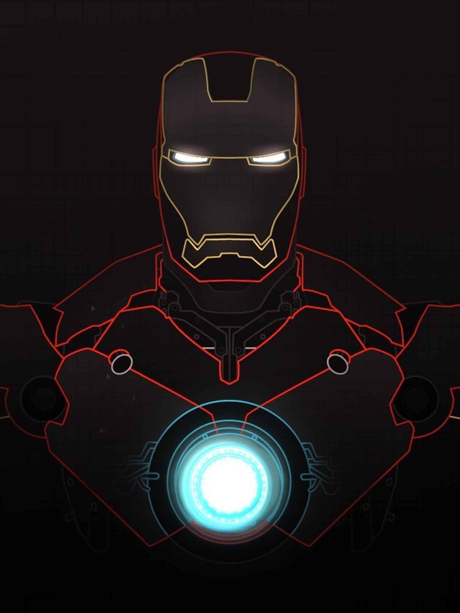 Cool Iron Man Wallpapers Top Free Cool Iron Man