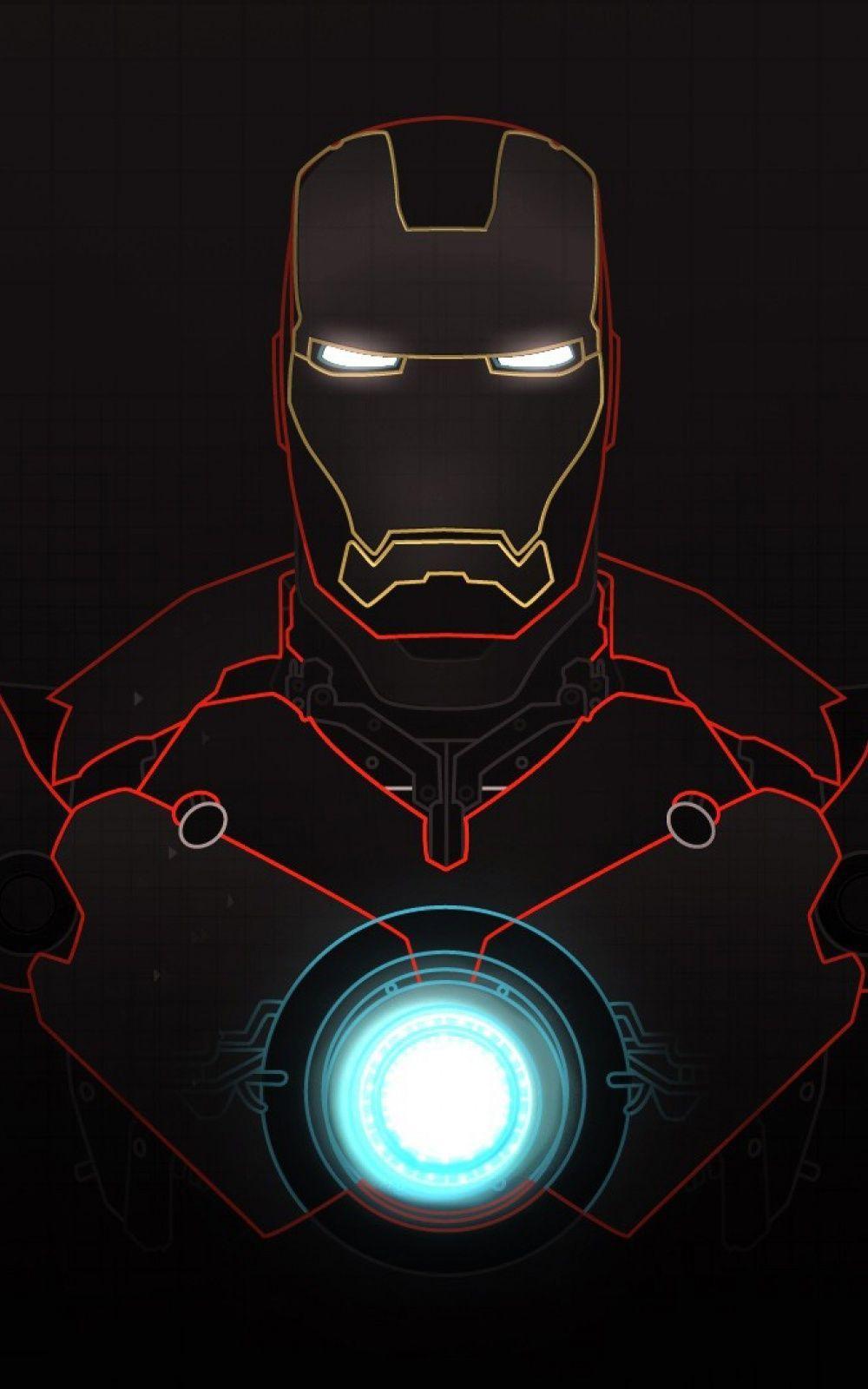 Iron Man Iphone Wallpapers Top Free Iron Man Iphone Backgrounds