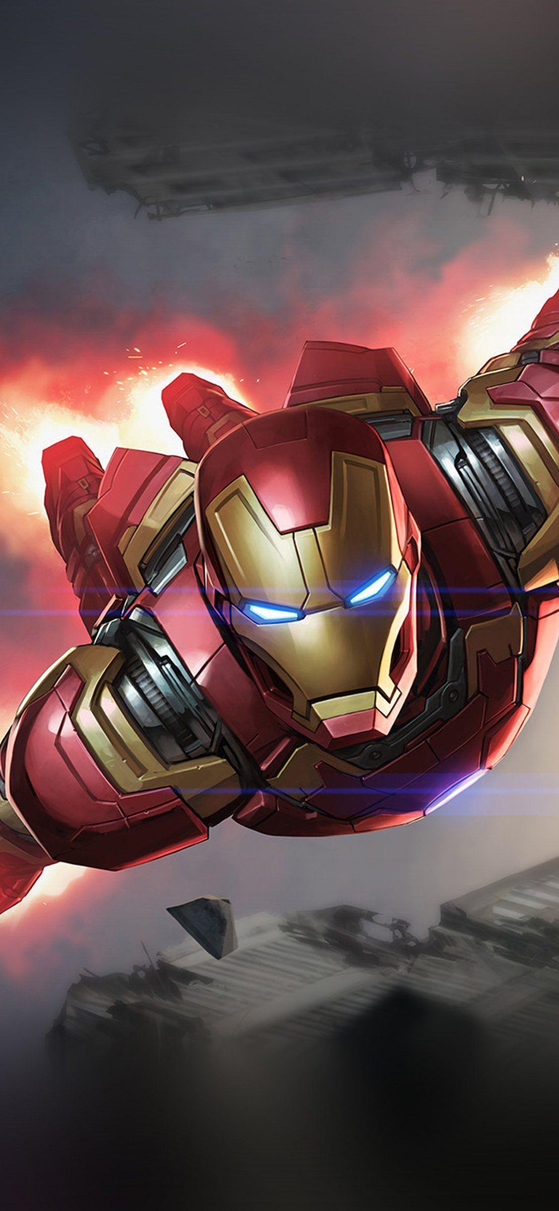 39 Best Free Iron Man Iphone Wallpapers Wallpaperaccess