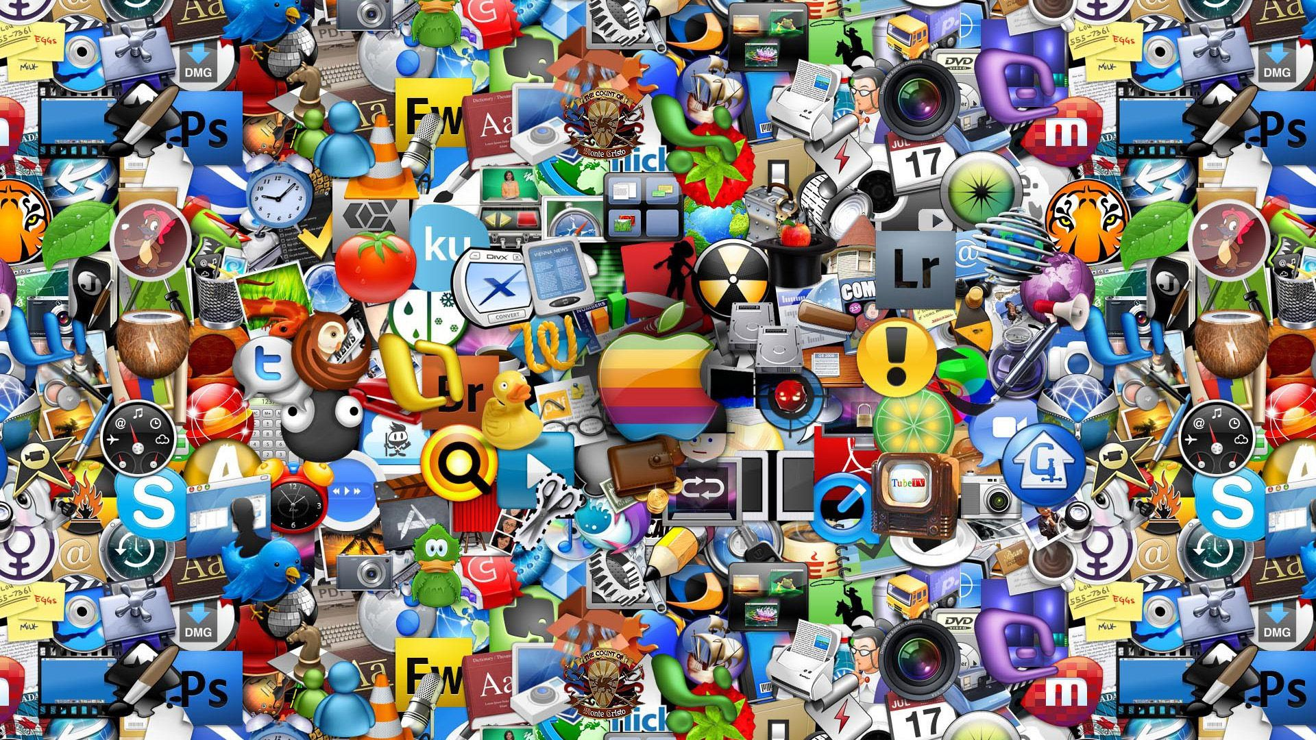 App Icons Wallpapers Top Free App Icons Backgrounds Wallpaperaccess
