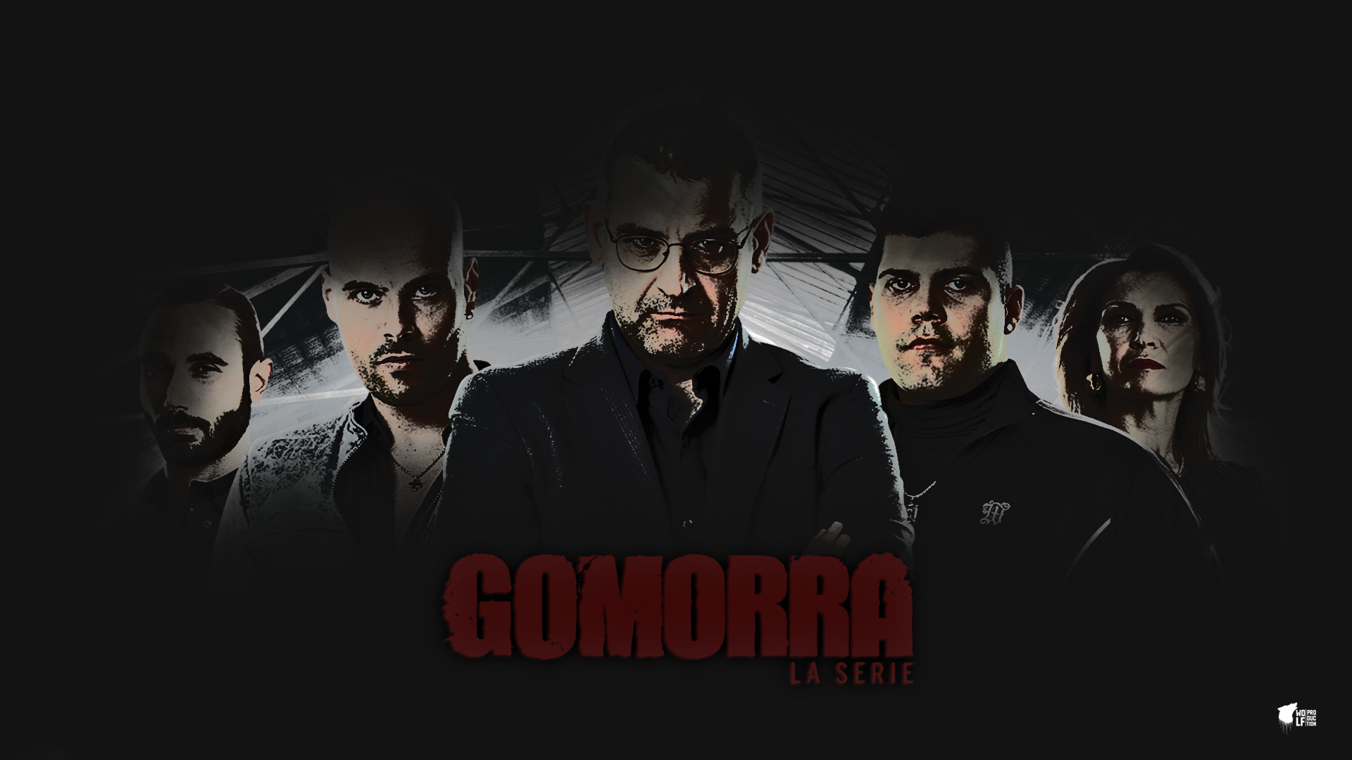 Gomorra Wallpaper